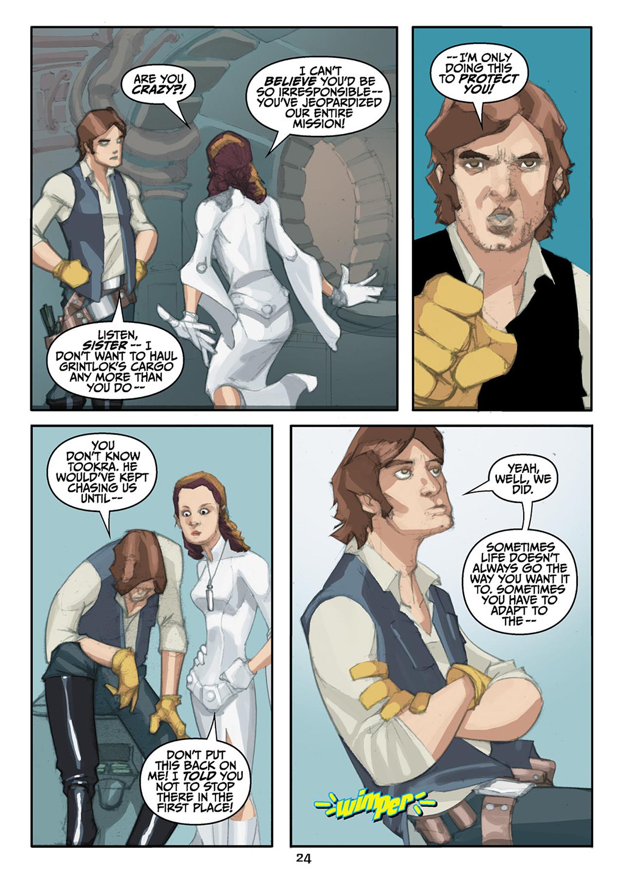 Read online Star Wars Omnibus comic -  Issue # Vol. 33 - 106