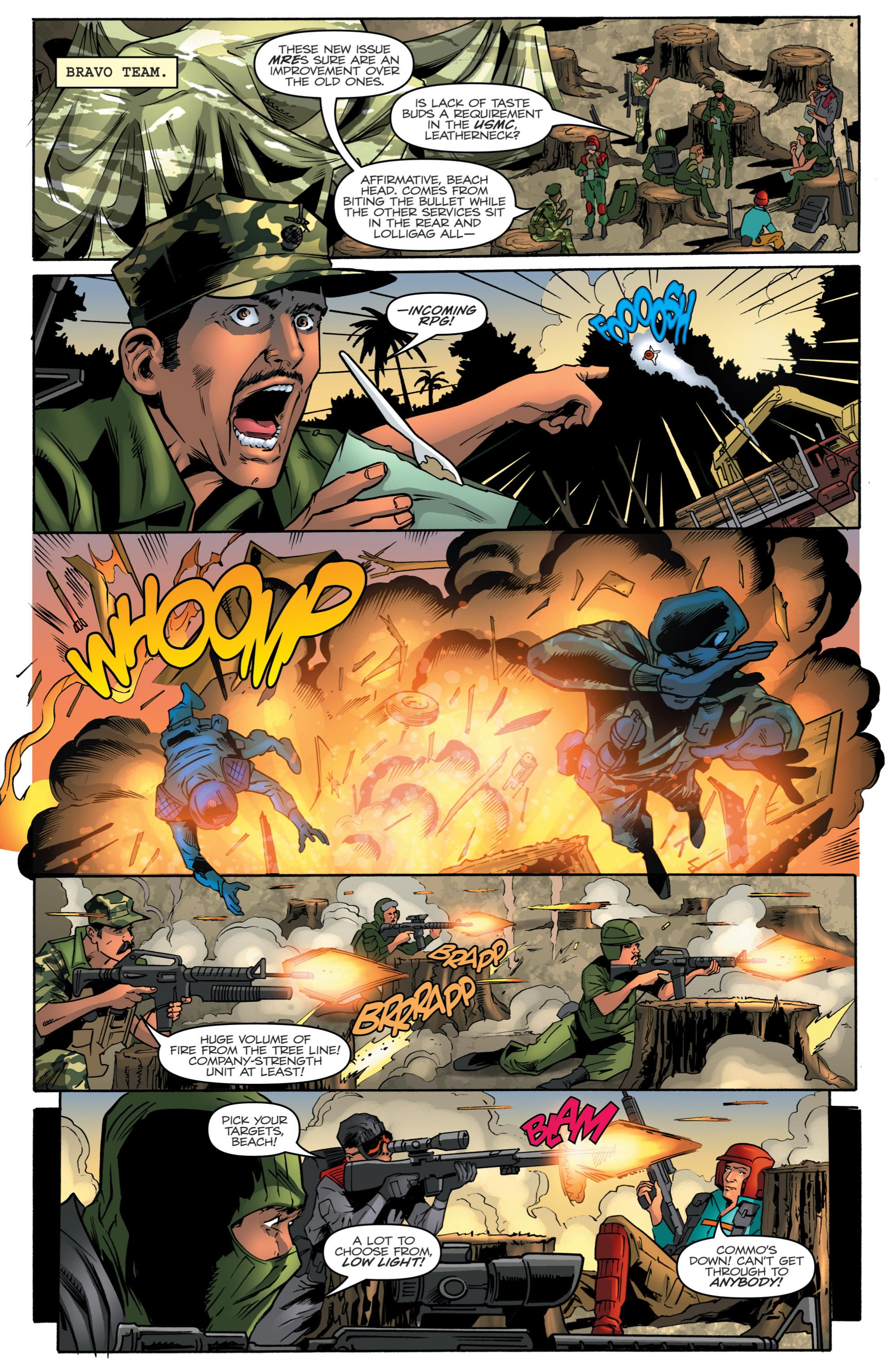 G.I. Joe: A Real American Hero 195 Page 19