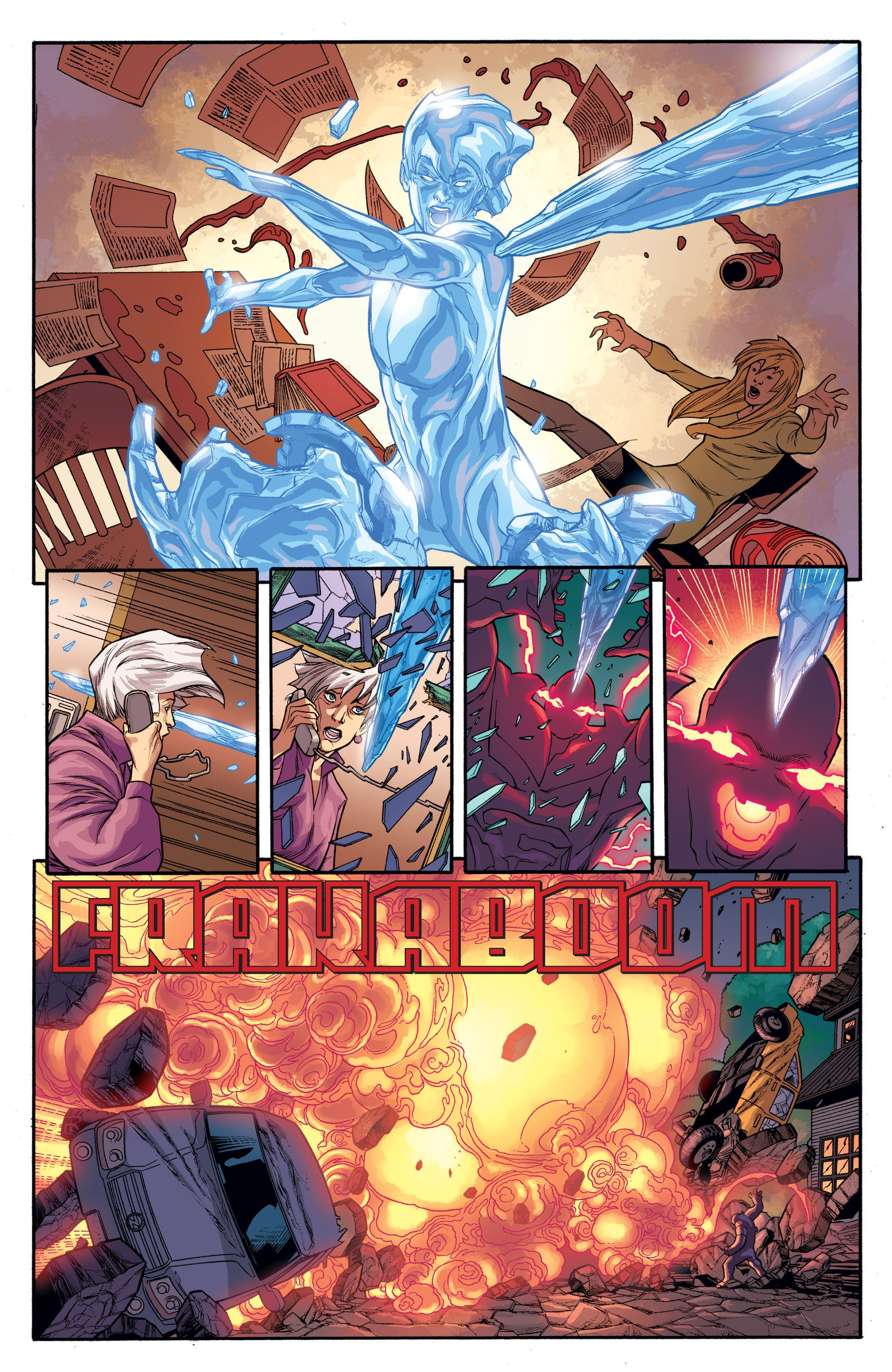 Read online Ultimate Comics Doomsday comic -  Issue # Full - 54
