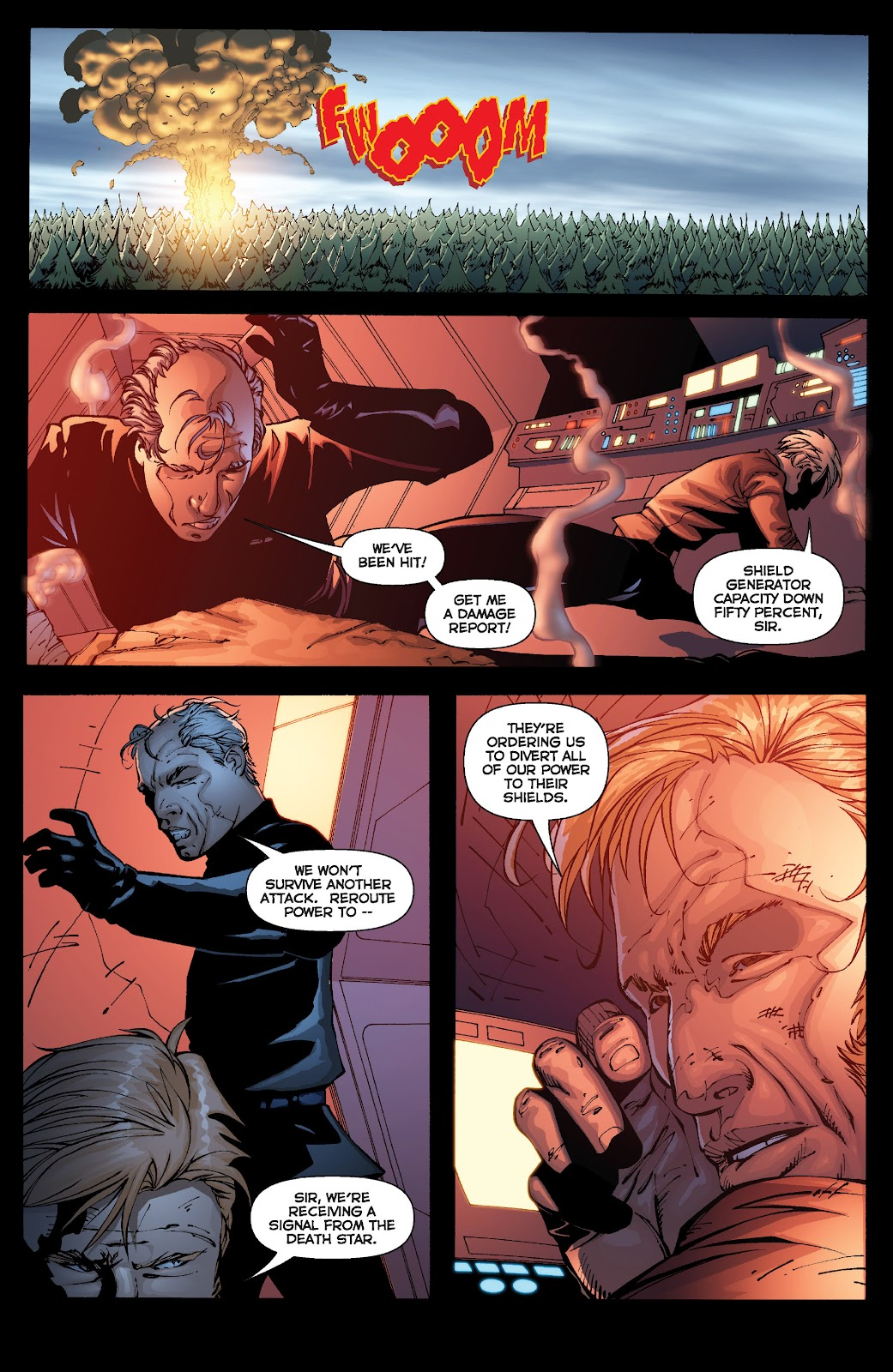 Read online Star Wars Legends: Infinities - Epic Collection comic -  Issue # TPB (Part 3) - 74