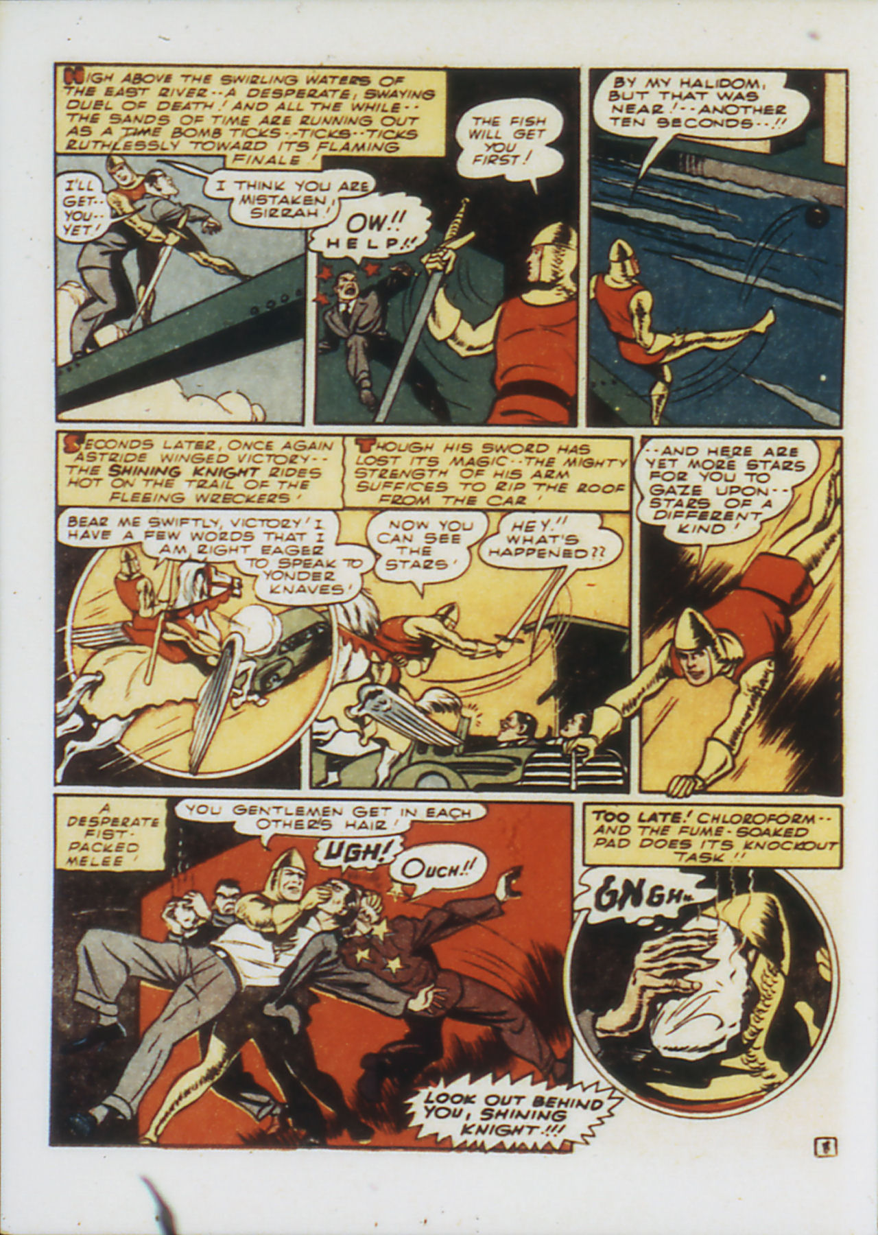Read online Adventure Comics (1938) comic -  Issue #75 - 41