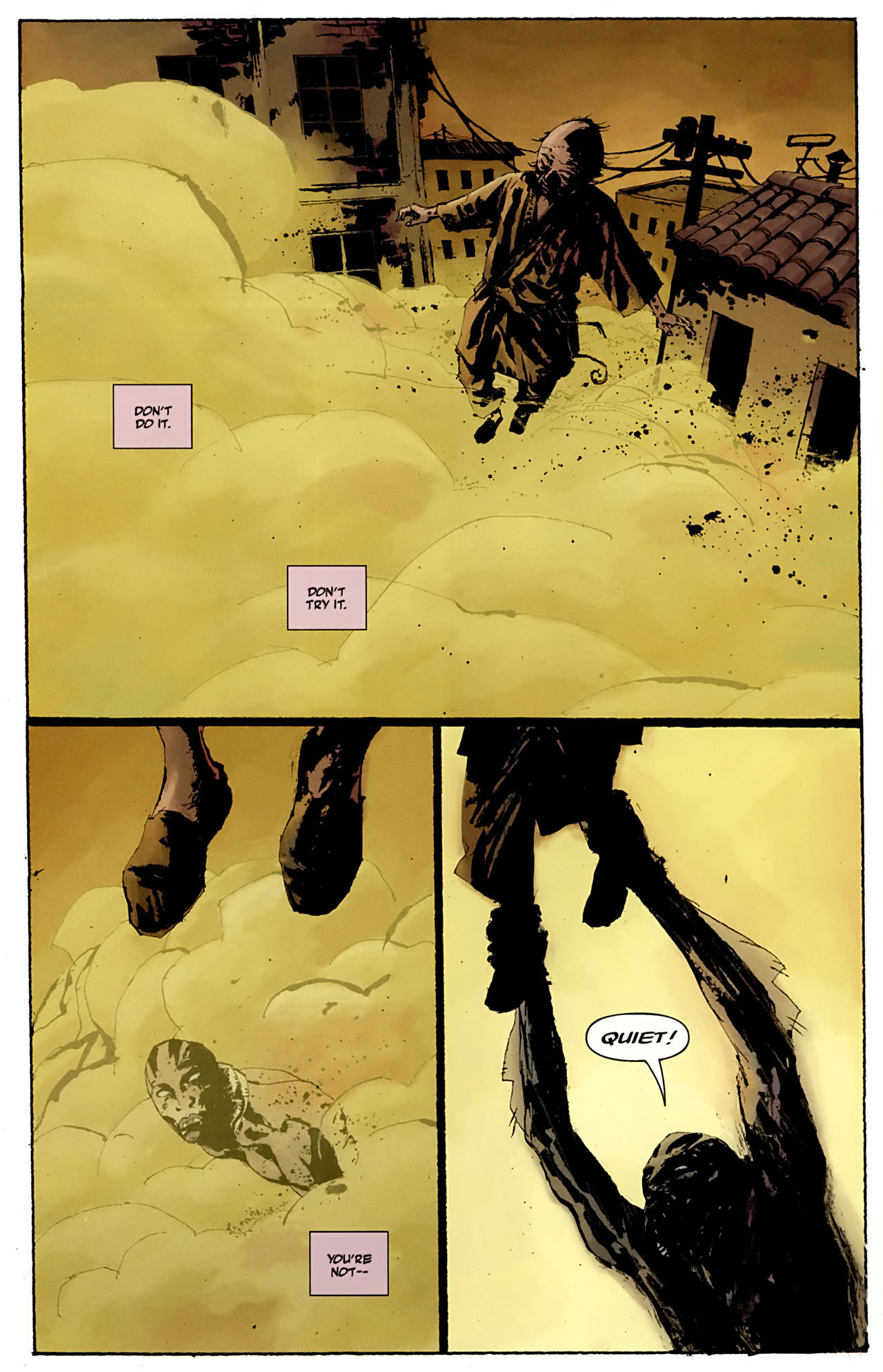 Read online Abe Sapien: The Drowning comic -  Issue #3 - 10