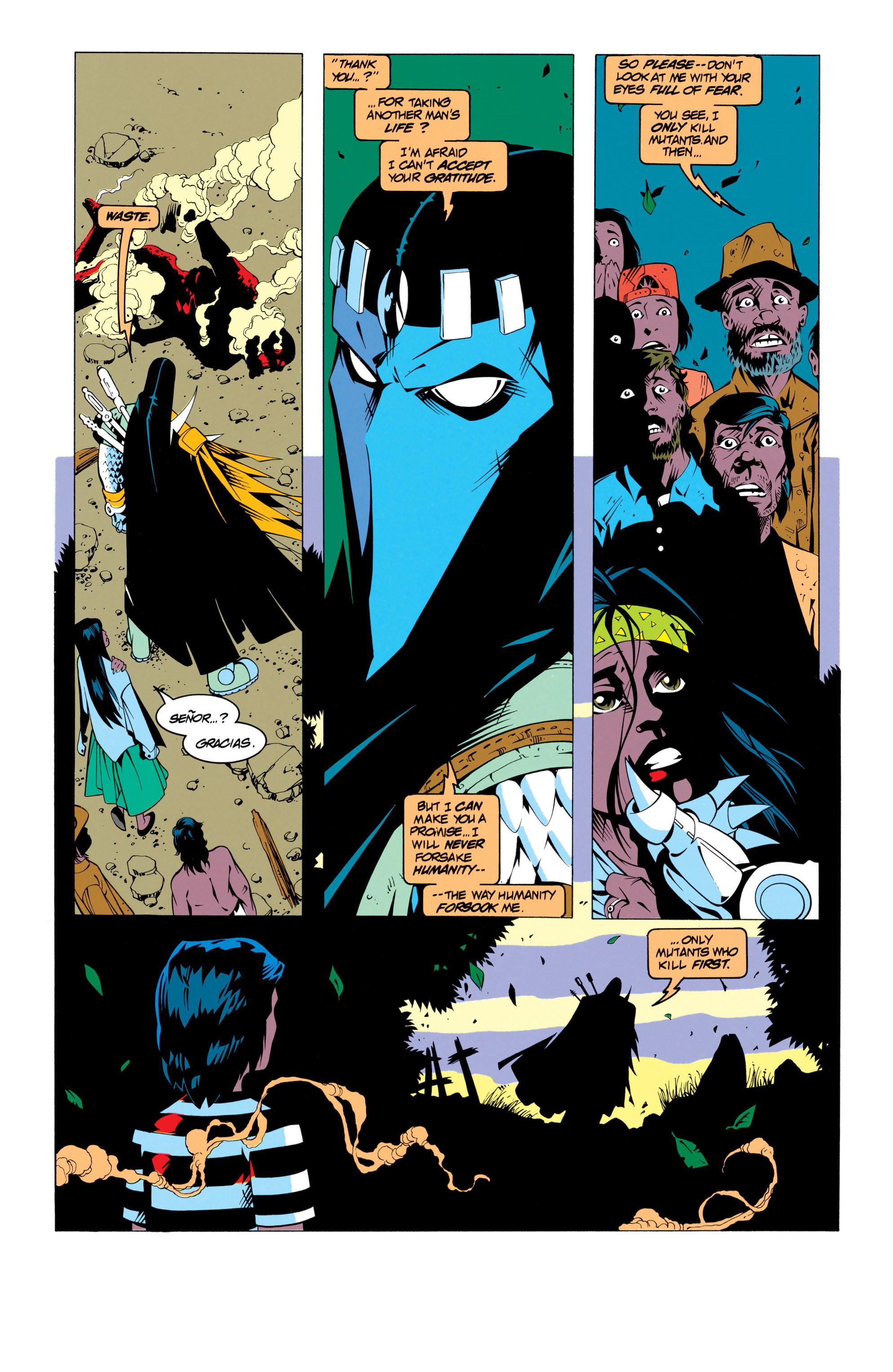 Read online Uncanny X-Men (1963) comic -  Issue # _Annual 17 - 5