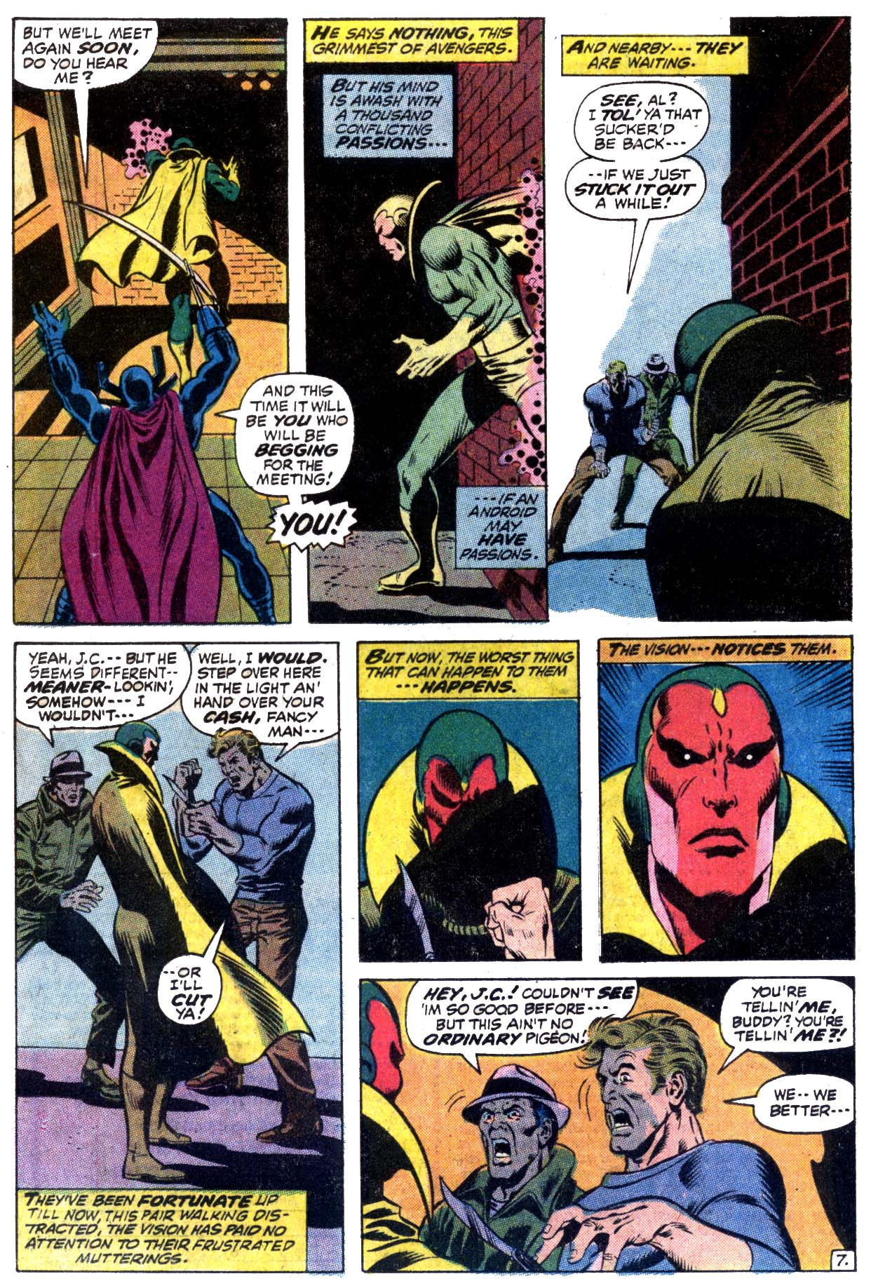 The Avengers (1963) 102 Page 7