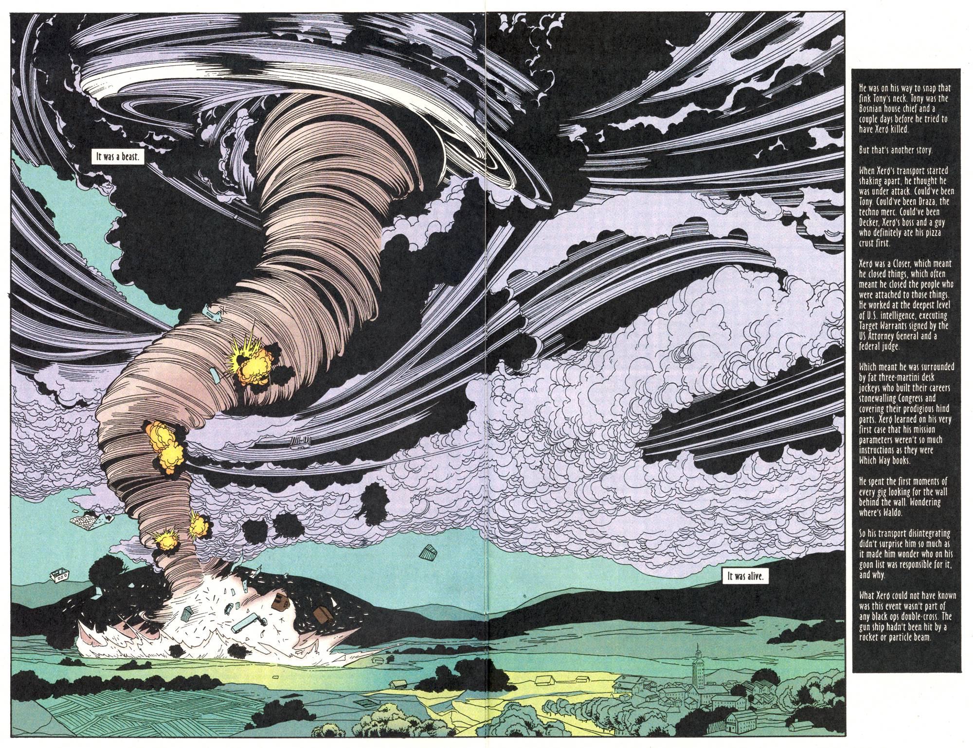 Read online Xero comic -  Issue #6 - 5