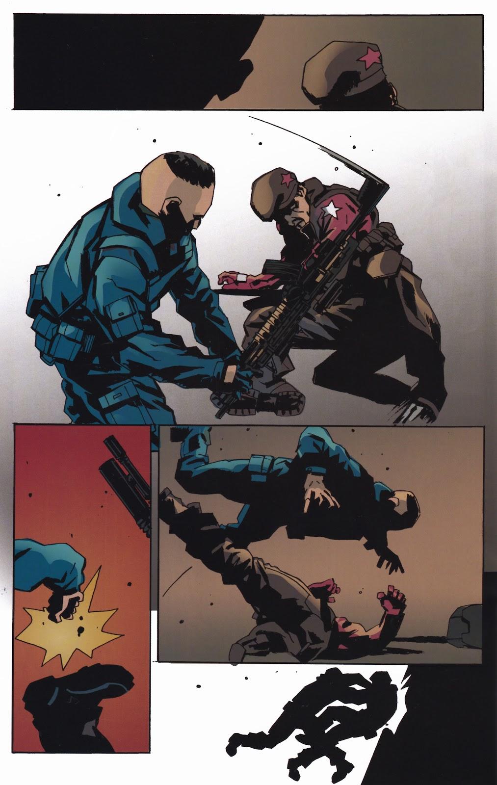 G.I. Joe Cobra (2011) Issue #20 #20 - English 20