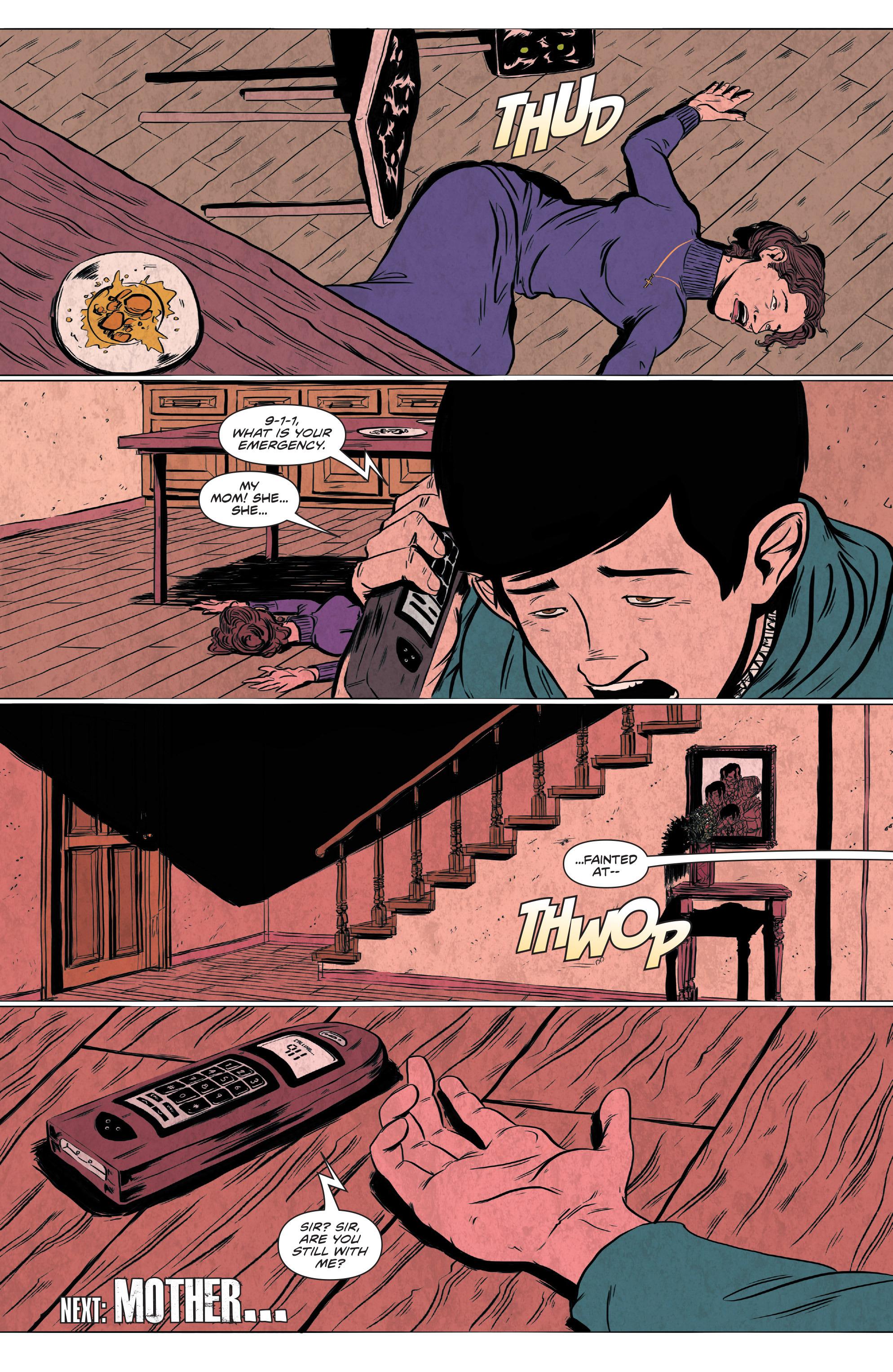 Read online Translucid comic -  Issue #4 - 24