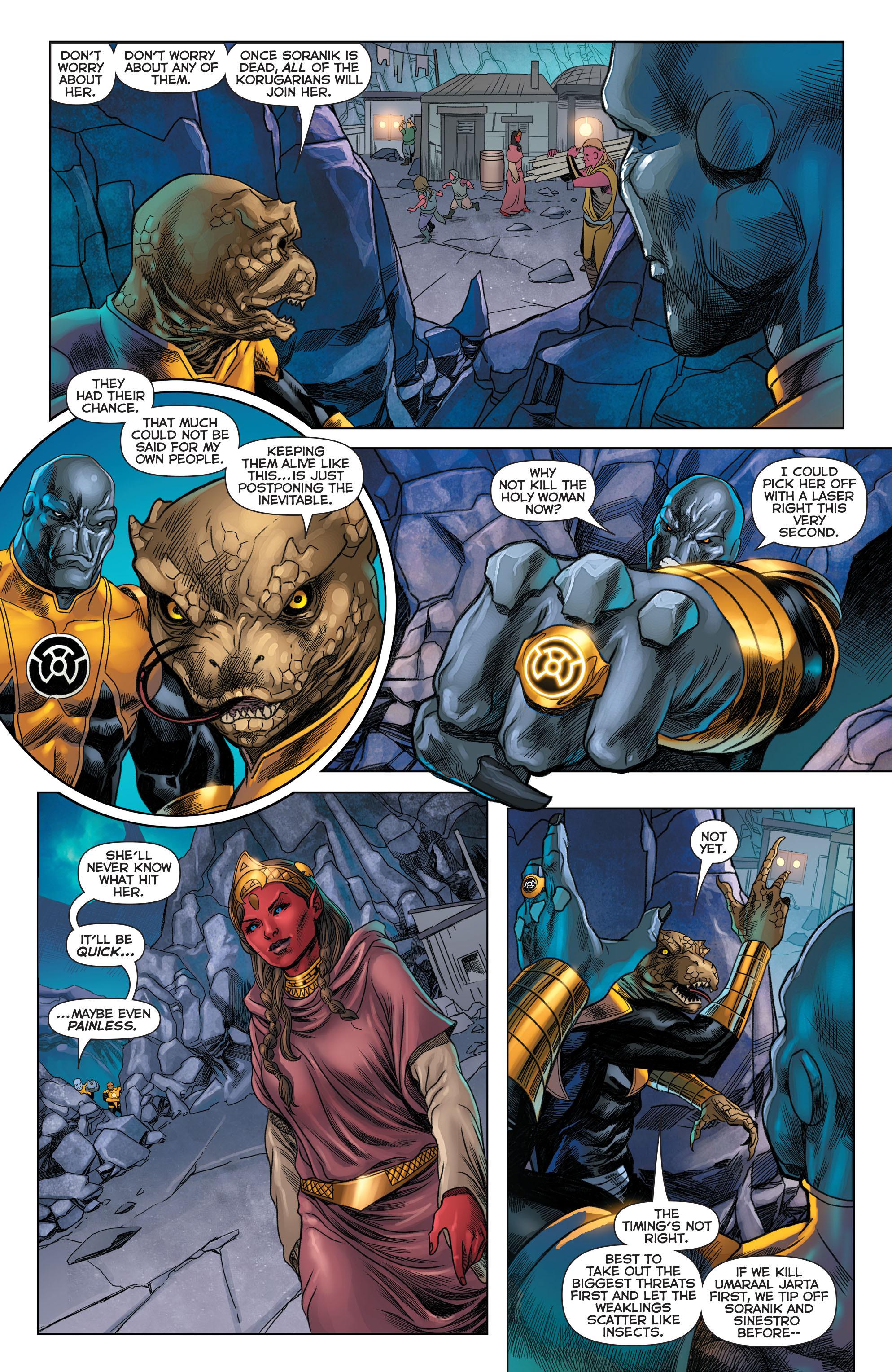 Read online Sinestro comic -  Issue #22 - 10