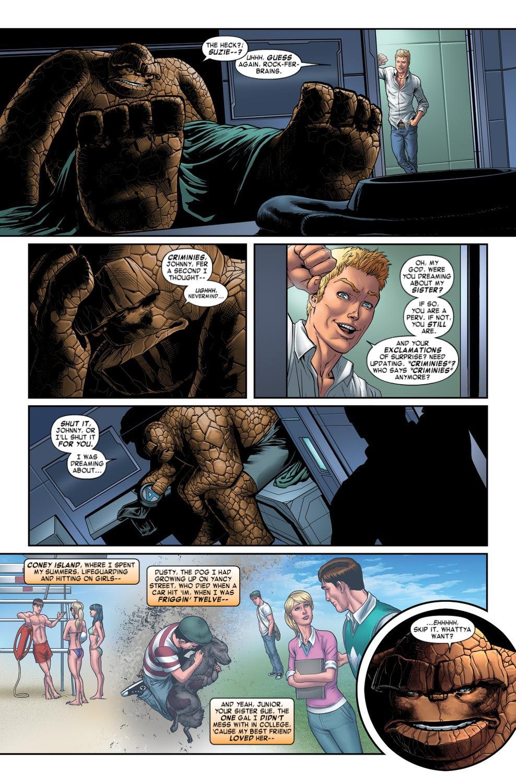 Read online Fantastic Four: Season One comic -  Issue # TPB - 73