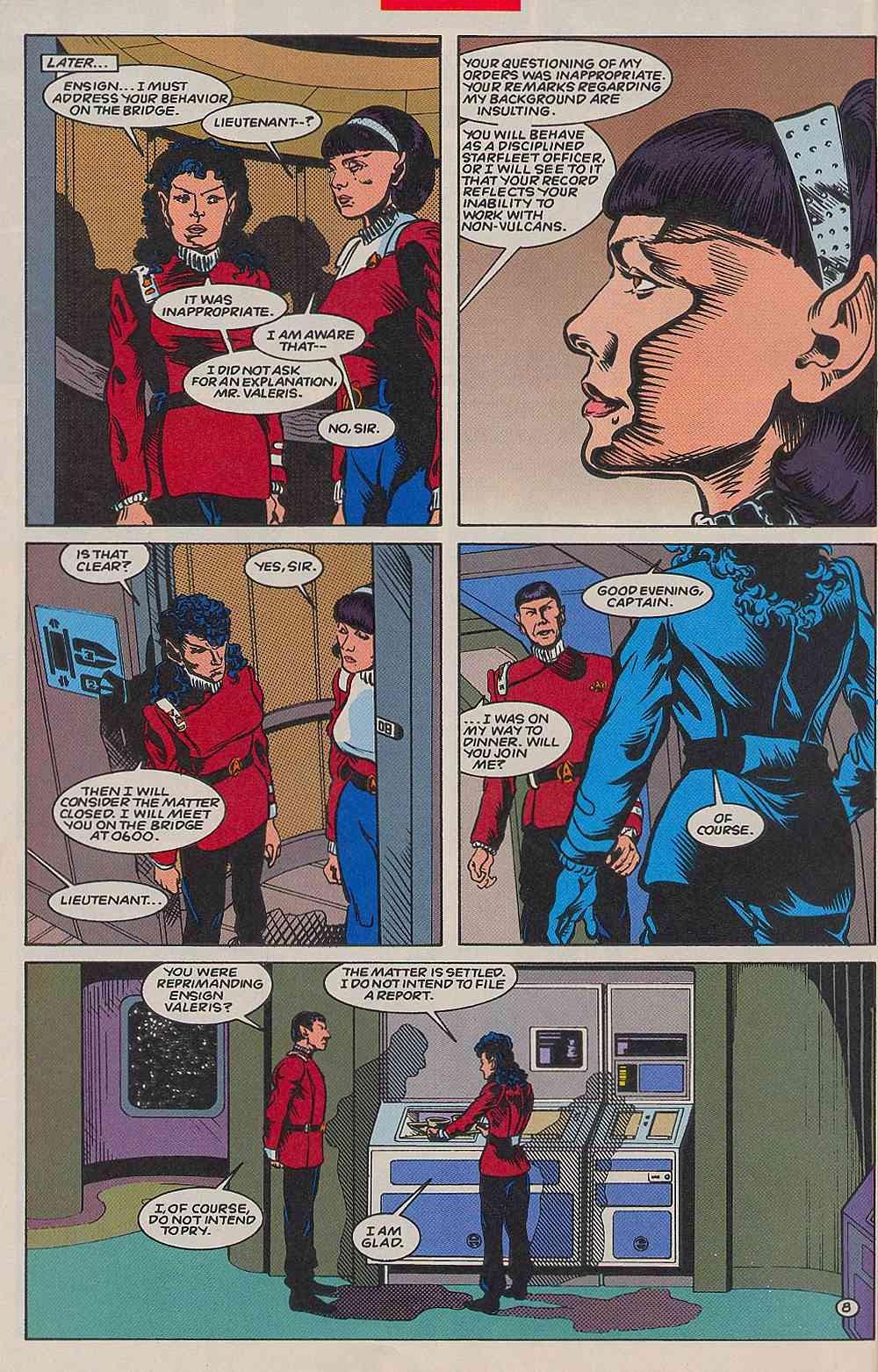 Read online Star Trek (1989) comic -  Issue # _Special 2 - 40