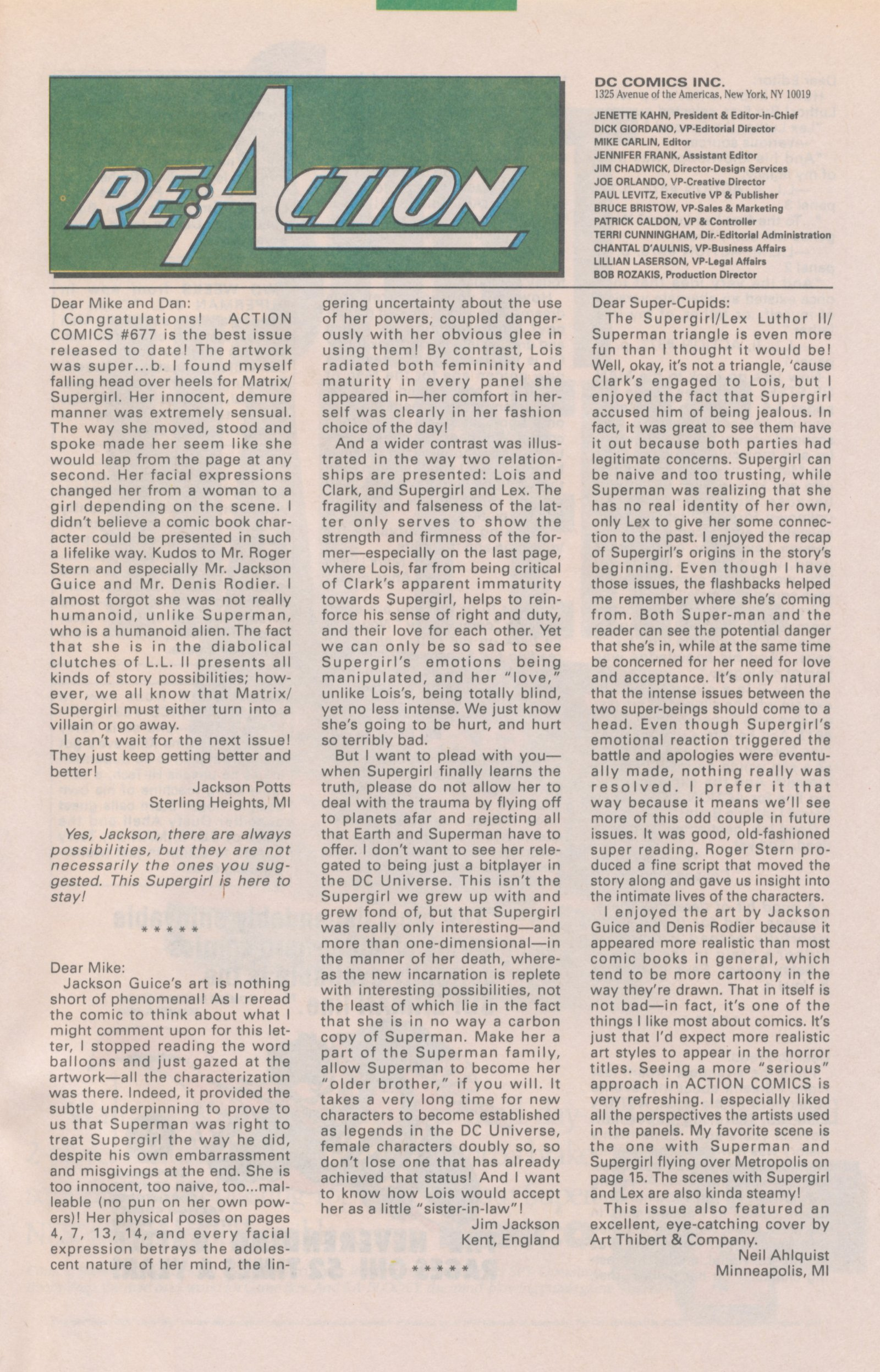 Action Comics (1938) 681 Page 32