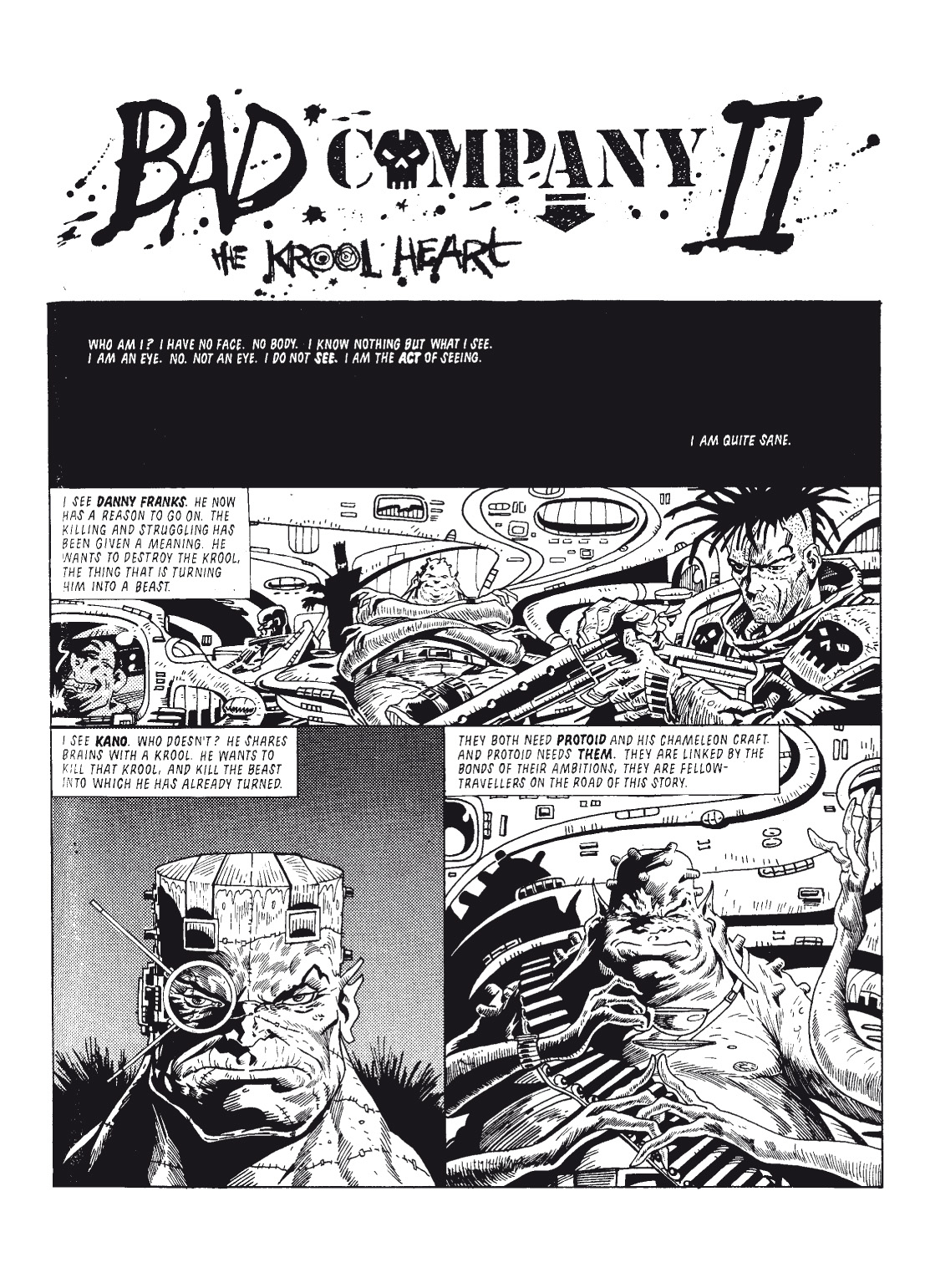 Read online The Complete Bad Company comic -  Issue # TPB - 187