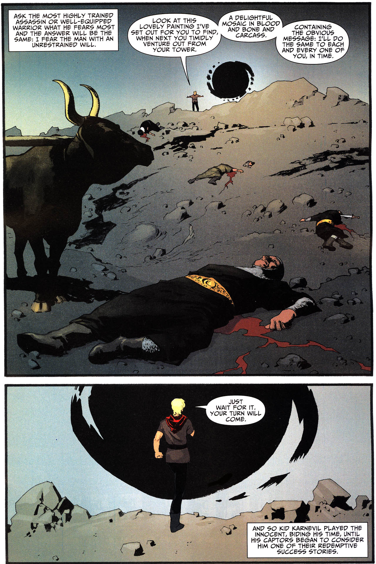 Read online Shadowpact comic -  Issue #13 - 10