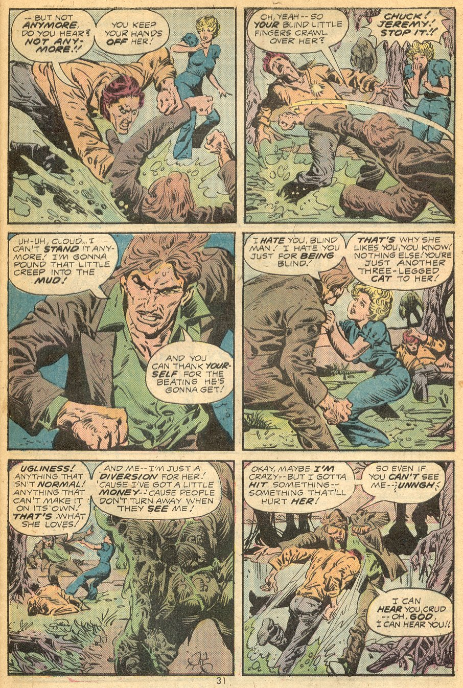 Man-Thing (1974) issue 15 - Page 20
