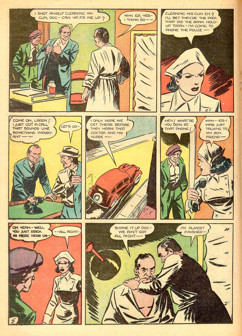 Read online Detective Comics (1937) comic -  Issue #30 - 32