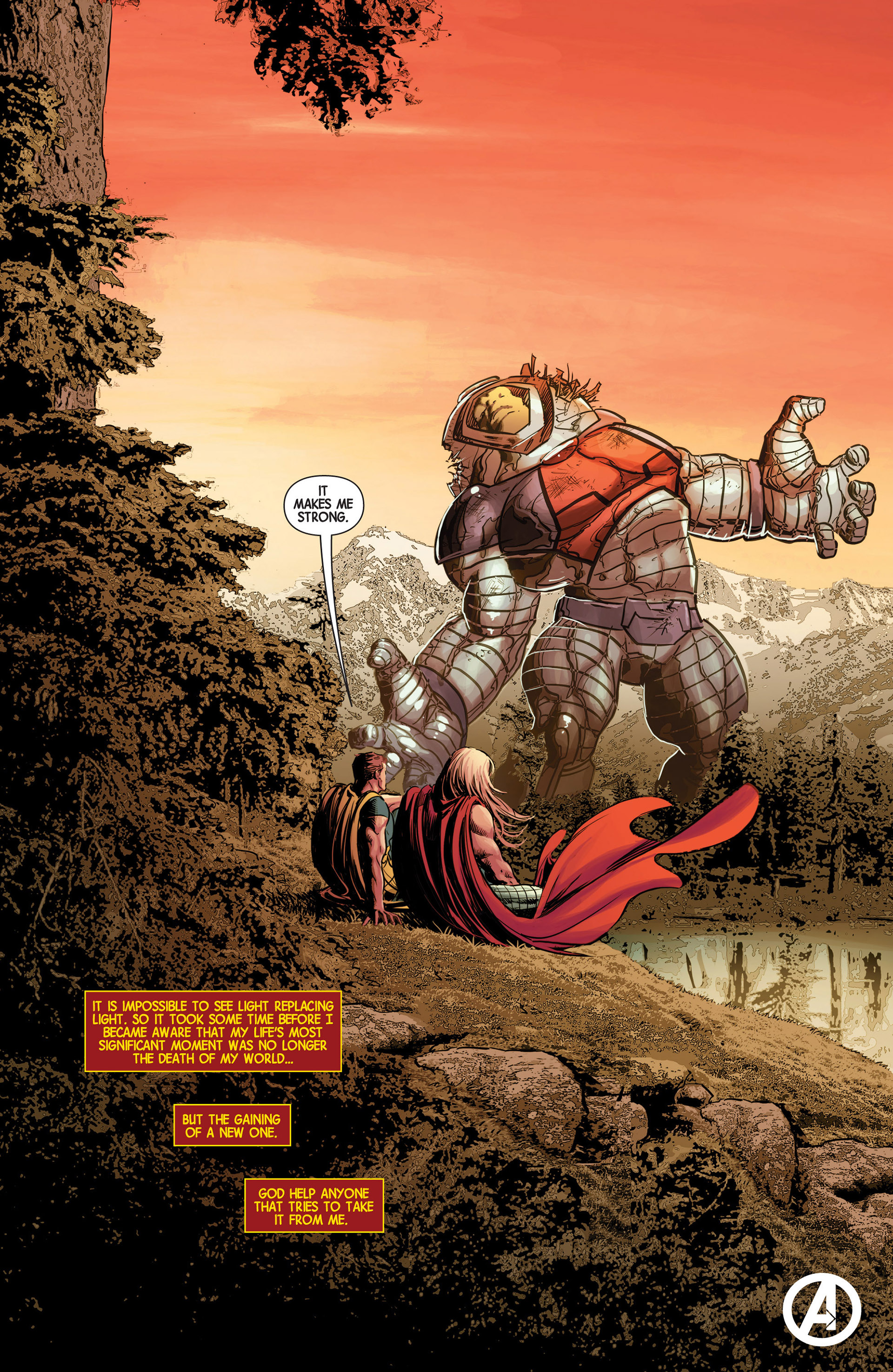 Read online Avengers (2013) comic -  Issue #13 - 24