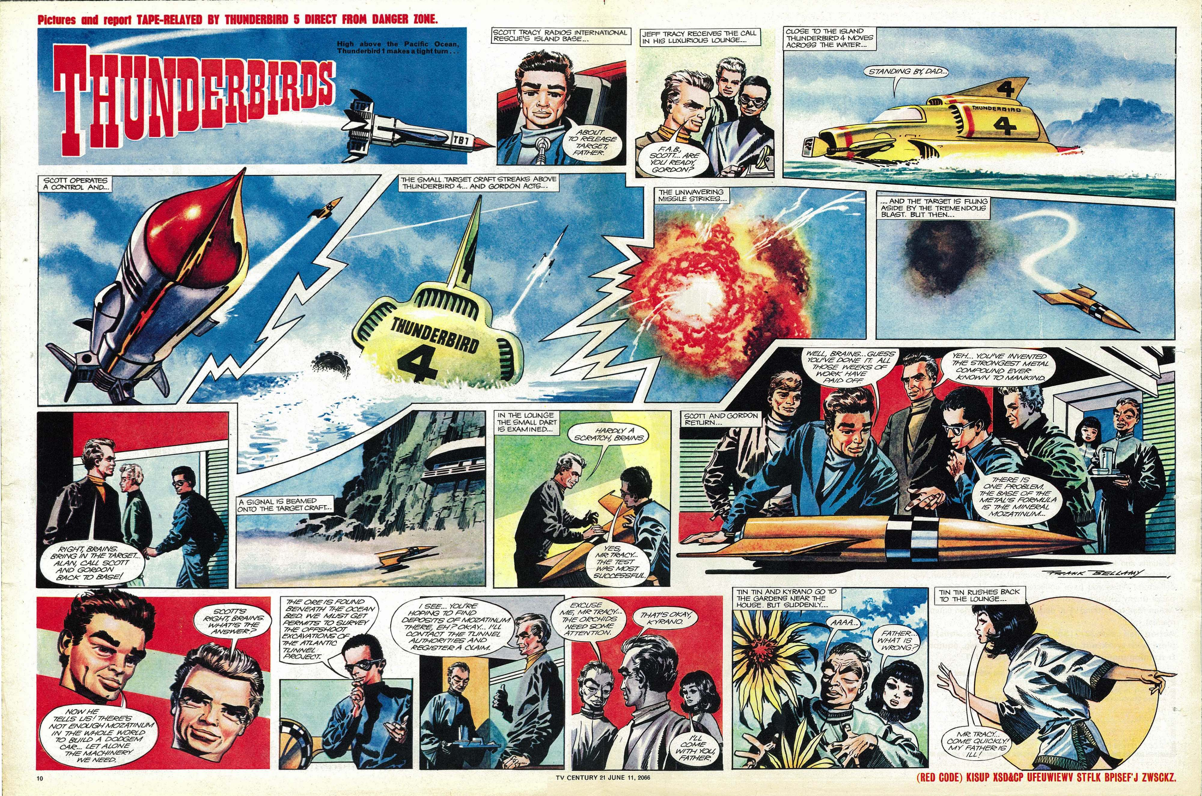Read online TV Century 21 (TV 21) comic -  Issue #73 - 10