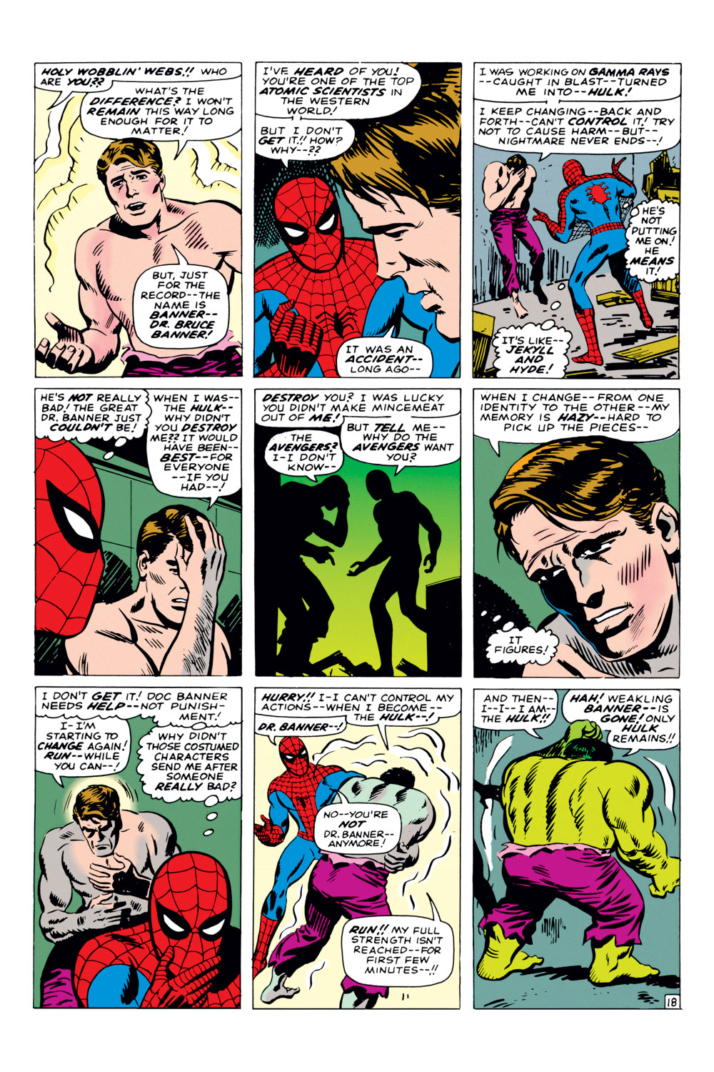 The Amazing Spider-Man (1963) _Annual_3 Page 18