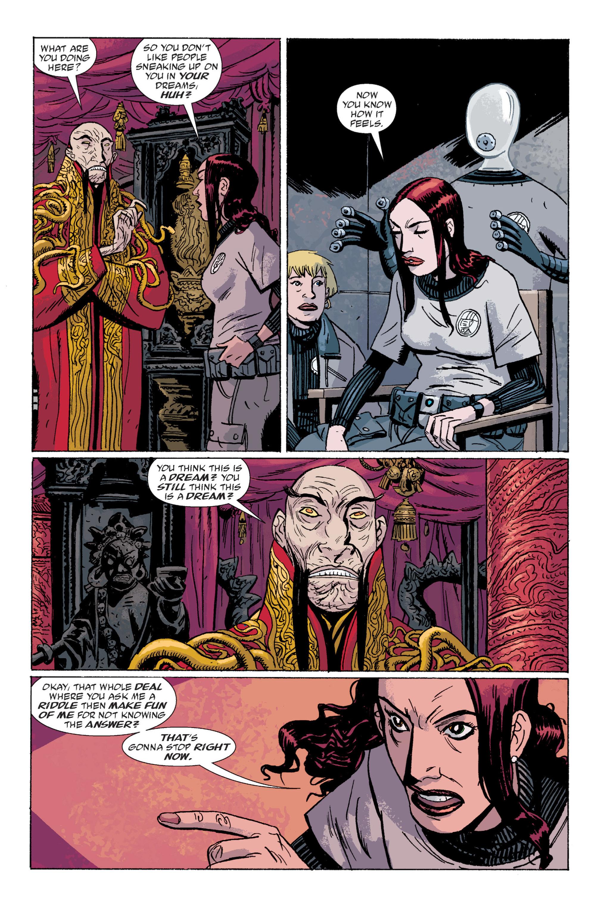 Read online B.P.R.D. (2003) comic -  Issue # TPB 5 - 127