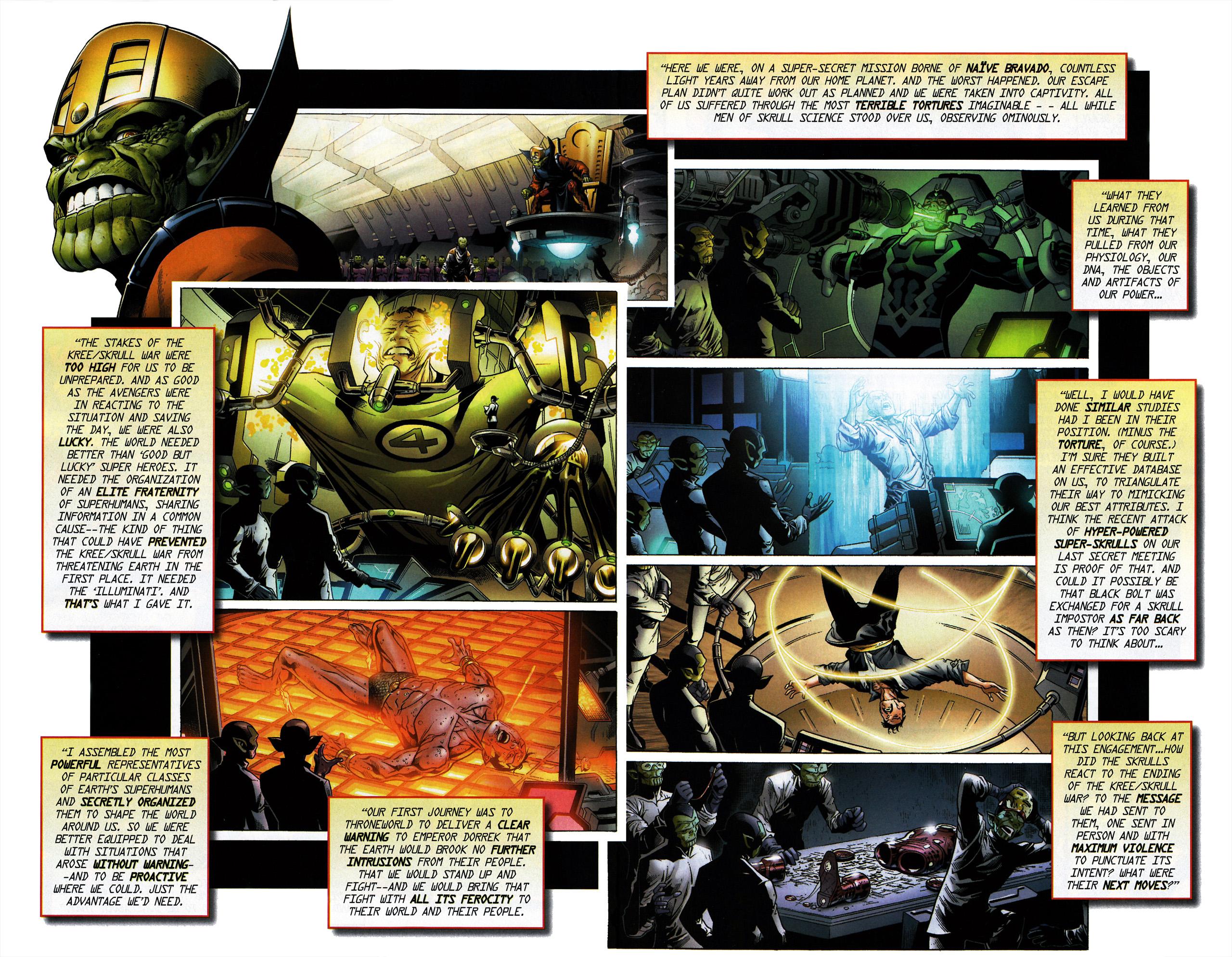 Read online Secret Invasion Saga comic -  Issue # Full - 15