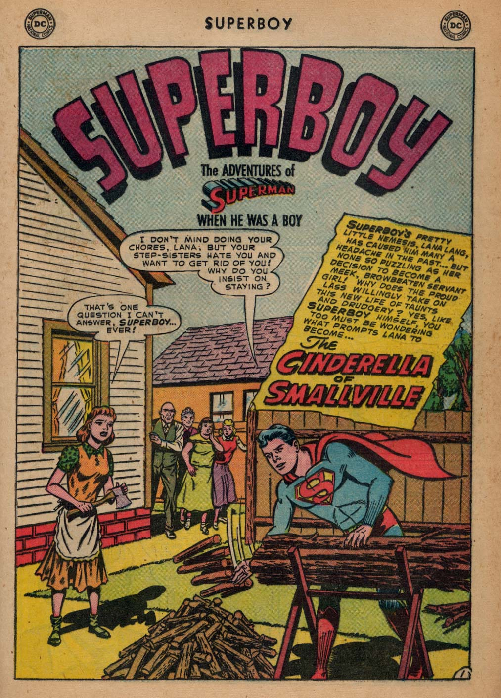 Superboy (1949) issue 25 - Page 28