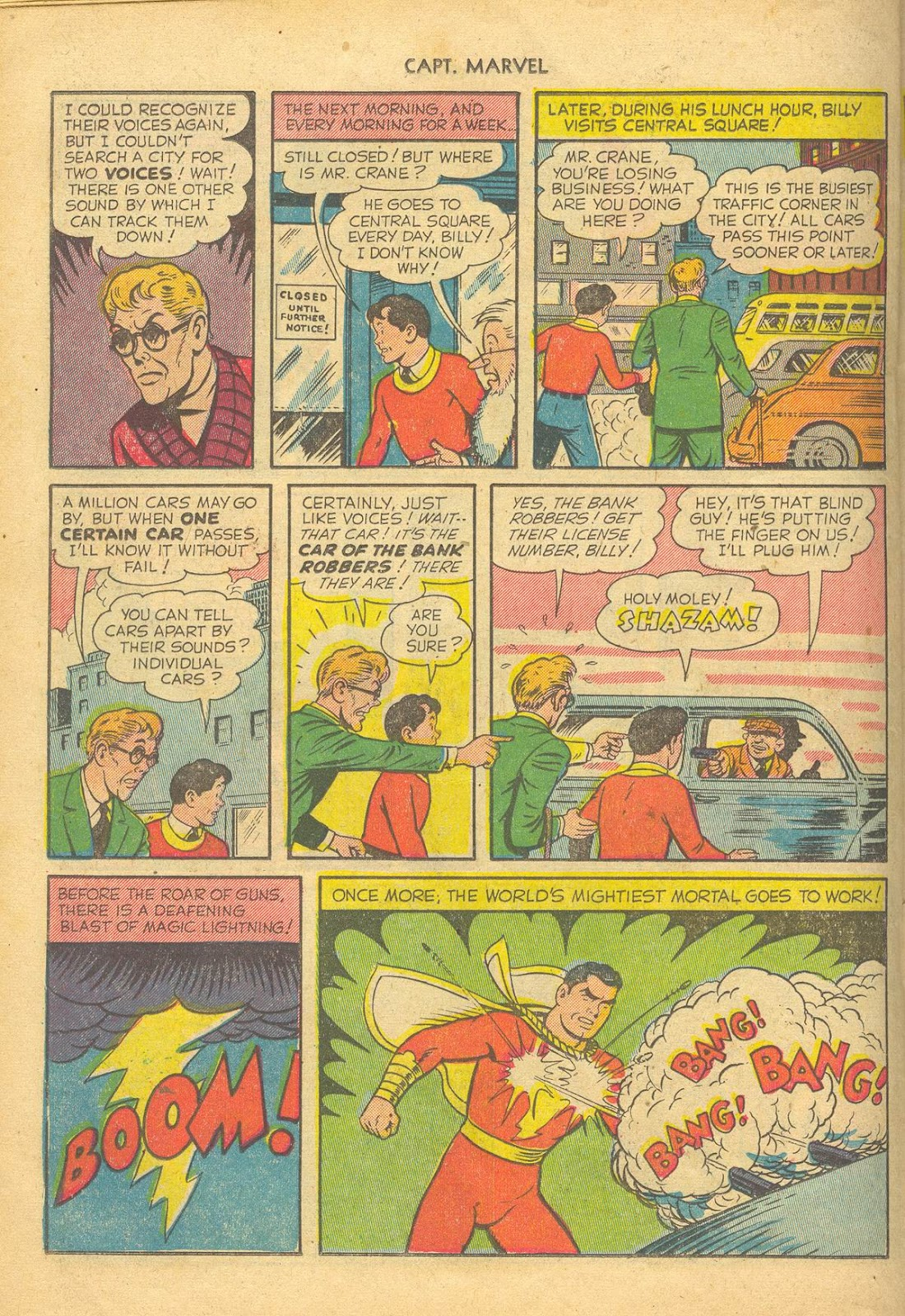 Captain Marvel Adventures issue 132 - Page 22