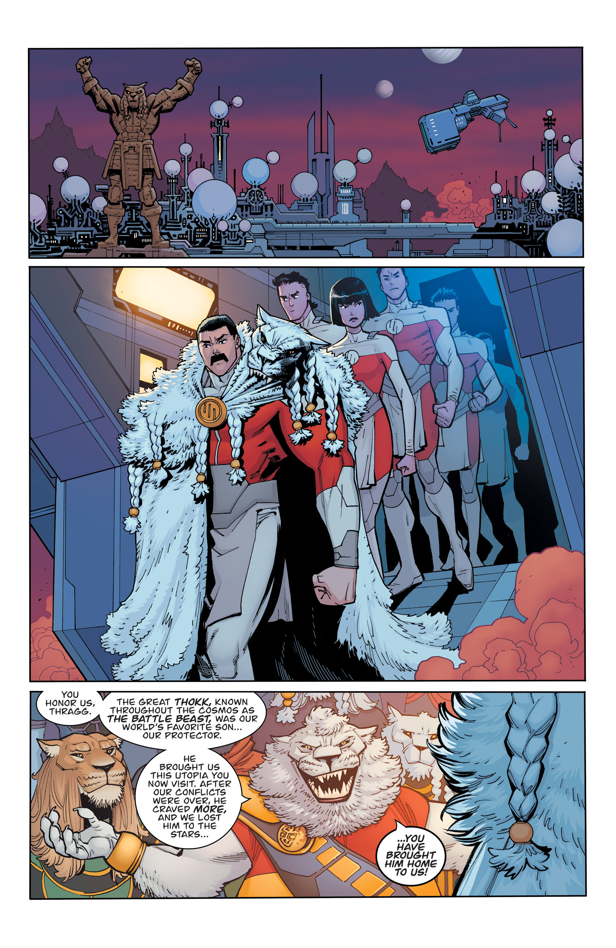 Read online Invincible comic -  Issue #135 - 12