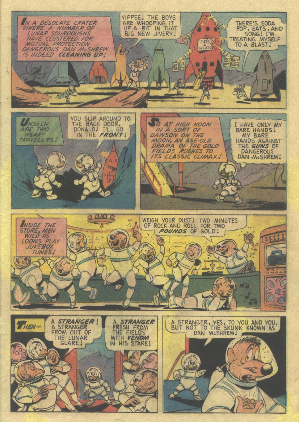 Read online Uncle Scrooge (1953) comic -  Issue #117 - 21