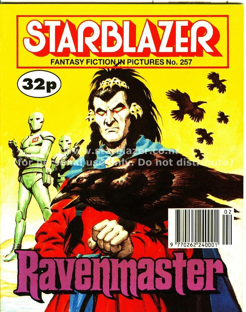 Starblazer issue 257 - Page 2