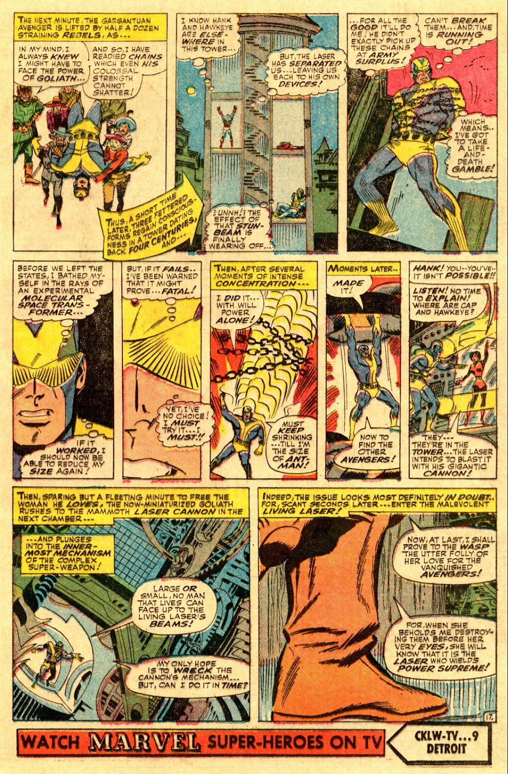 The Avengers (1963) 35 Page 18