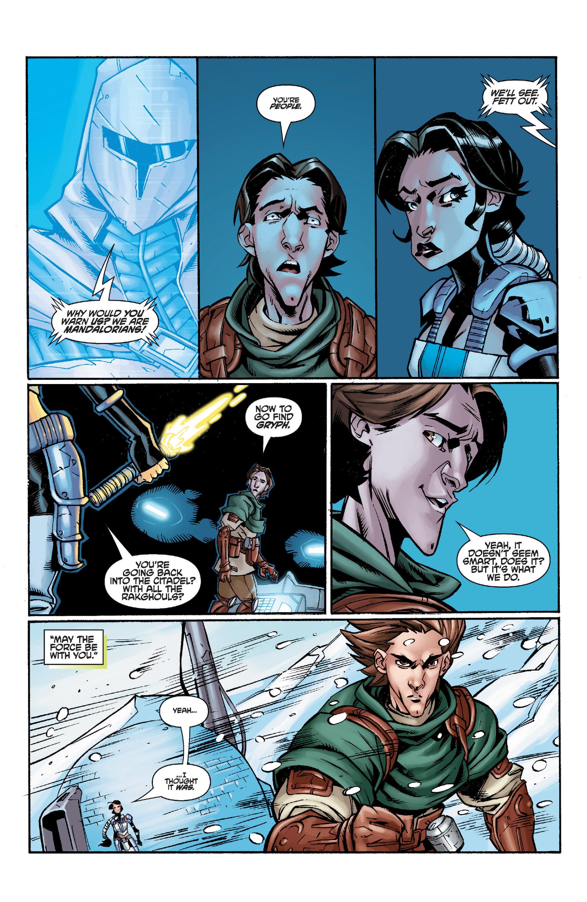 Read online Star Wars Omnibus comic -  Issue # Vol. 32 - 201