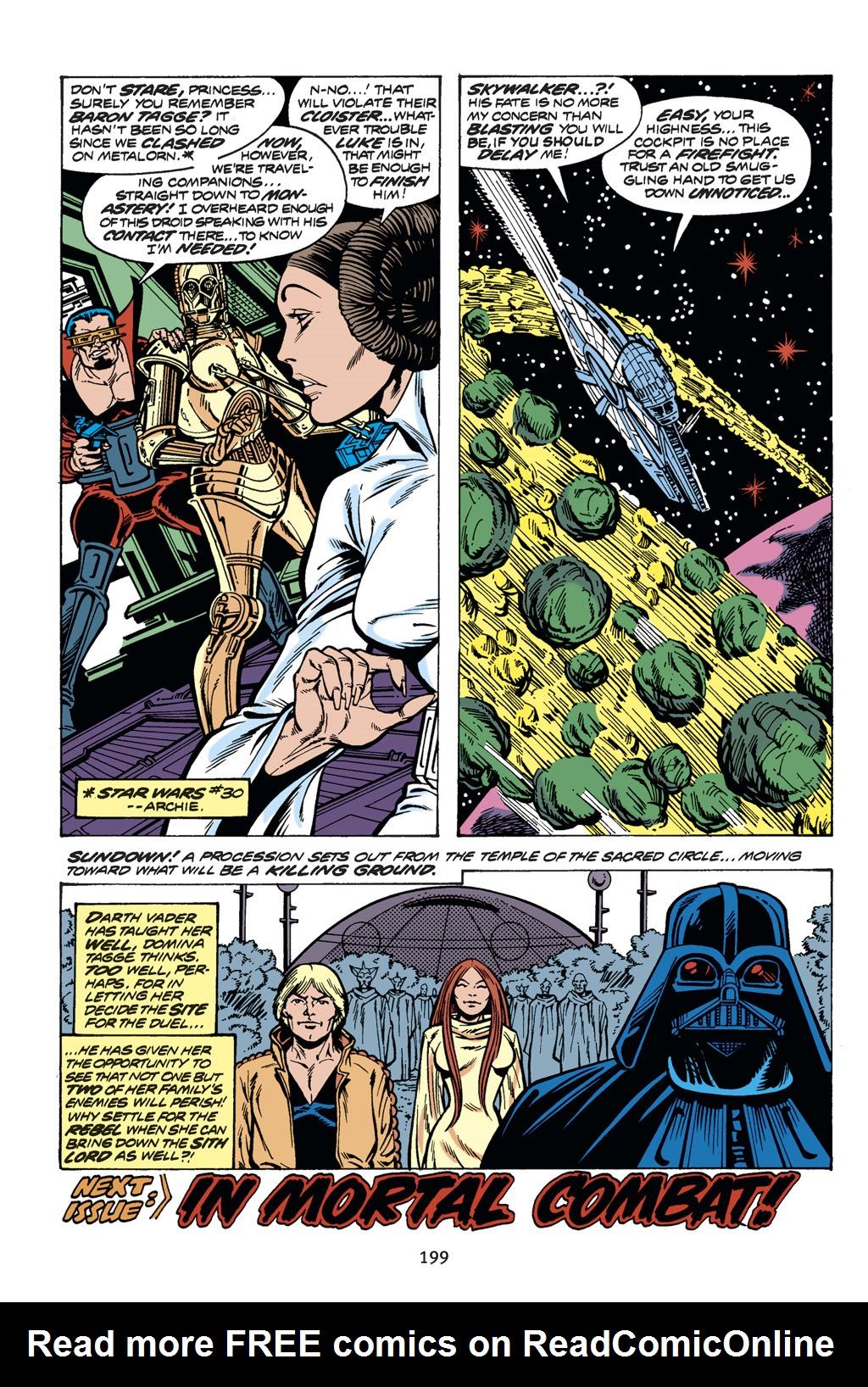 Read online Star Wars Omnibus comic -  Issue # Vol. 14 - 198