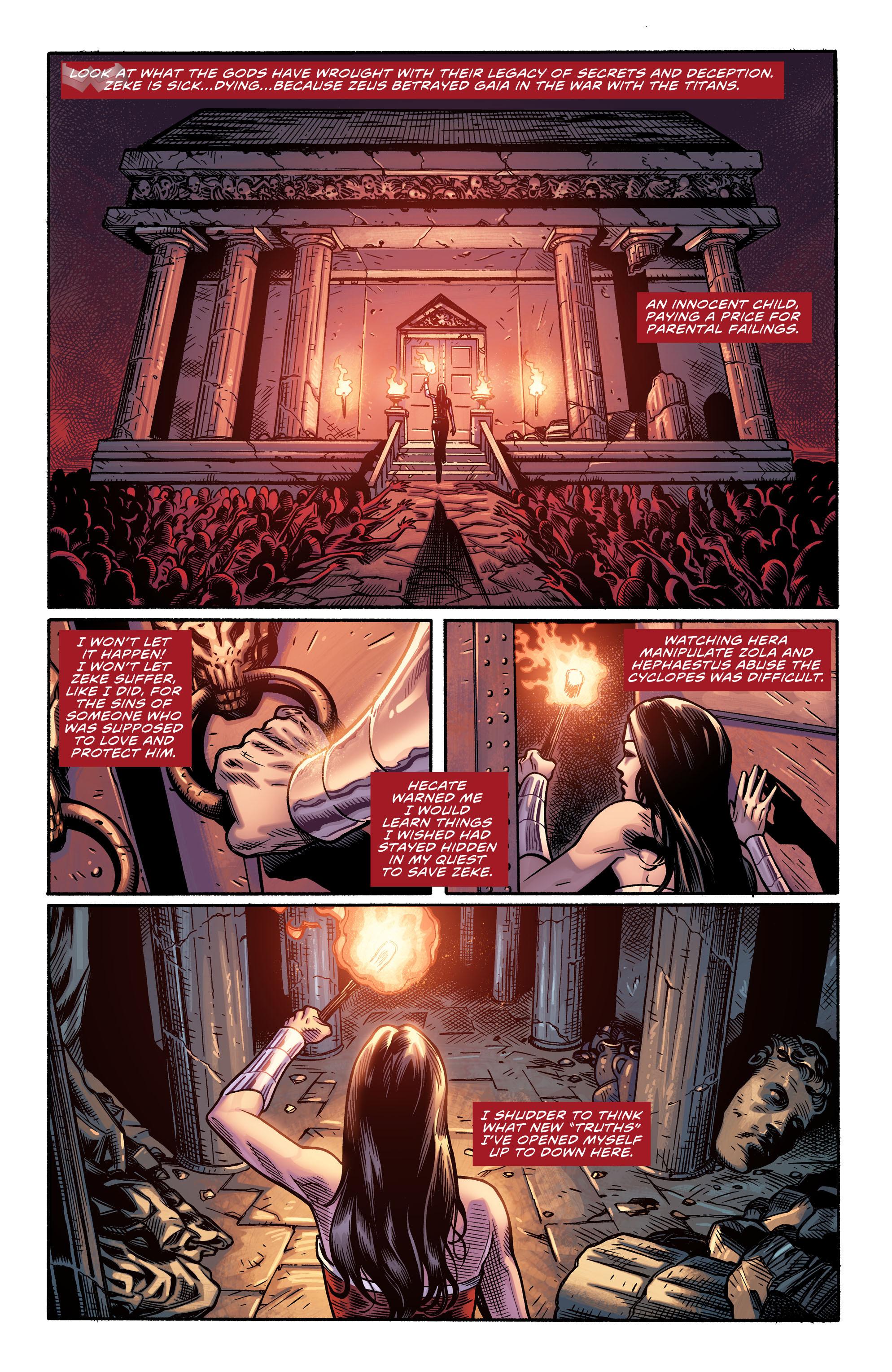 Read online Wonder Woman (2011) comic -  Issue #51 - 6
