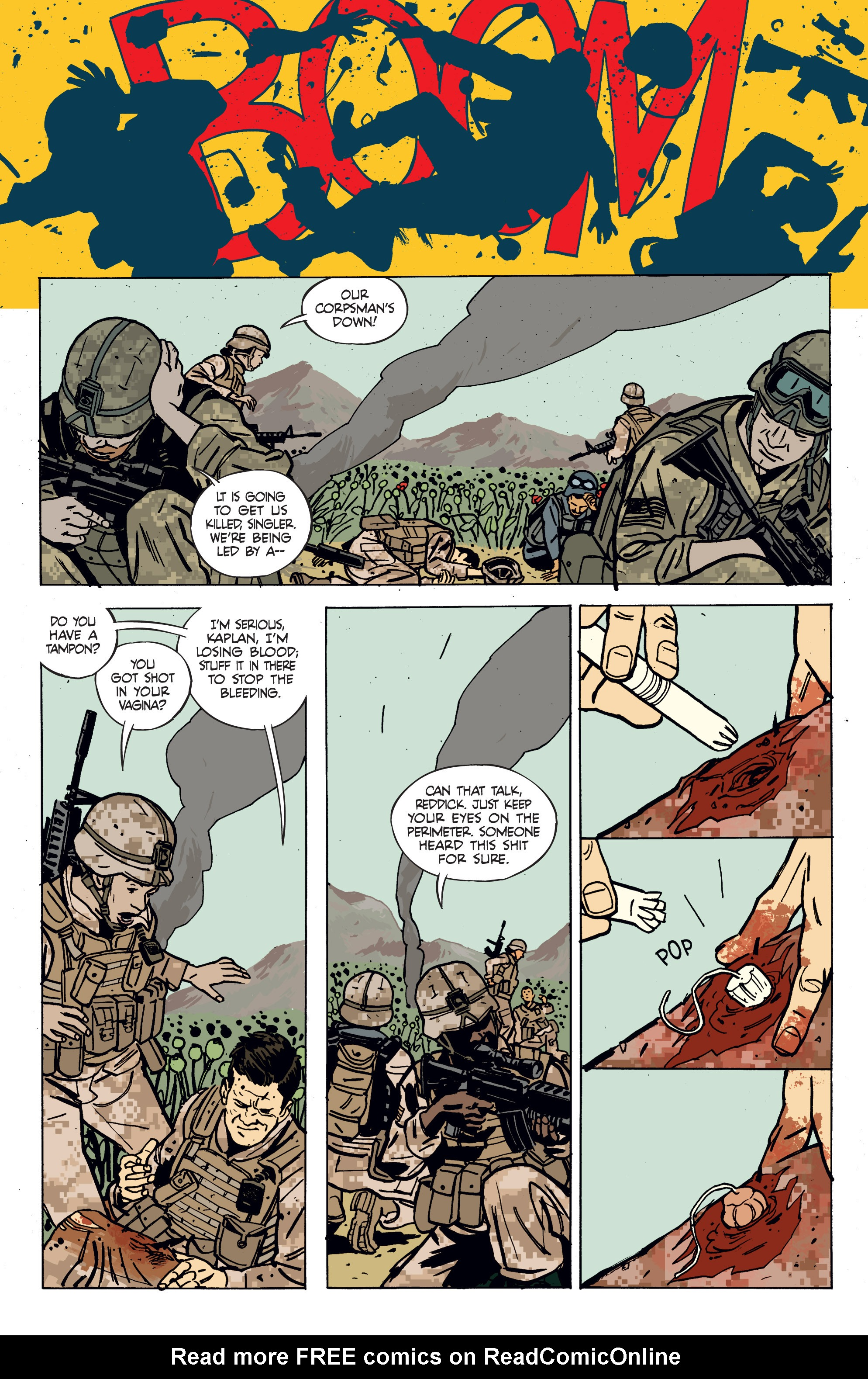 Read online Graveyard of Empires comic -  Issue # TPB - 30