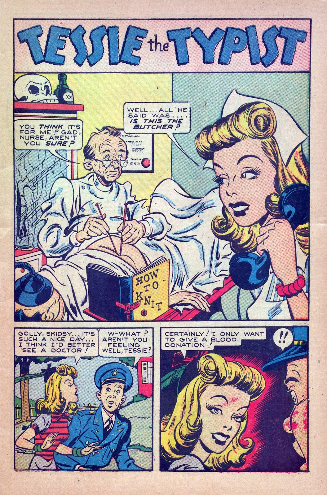 Read online Joker Comics comic -  Issue #18 - 3