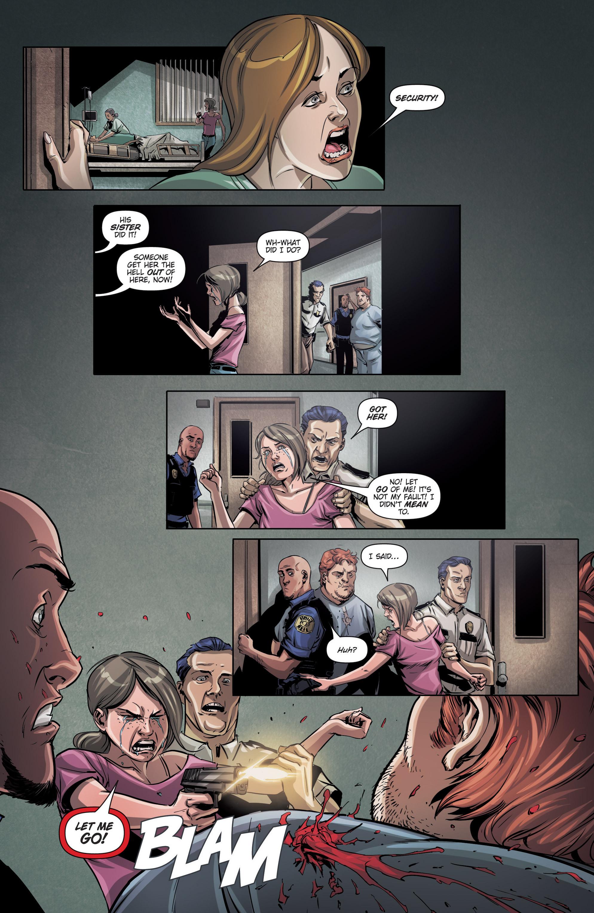 Read online Grimm Fairy Tales presents No Tomorrow comic -  Issue # TPB - 70