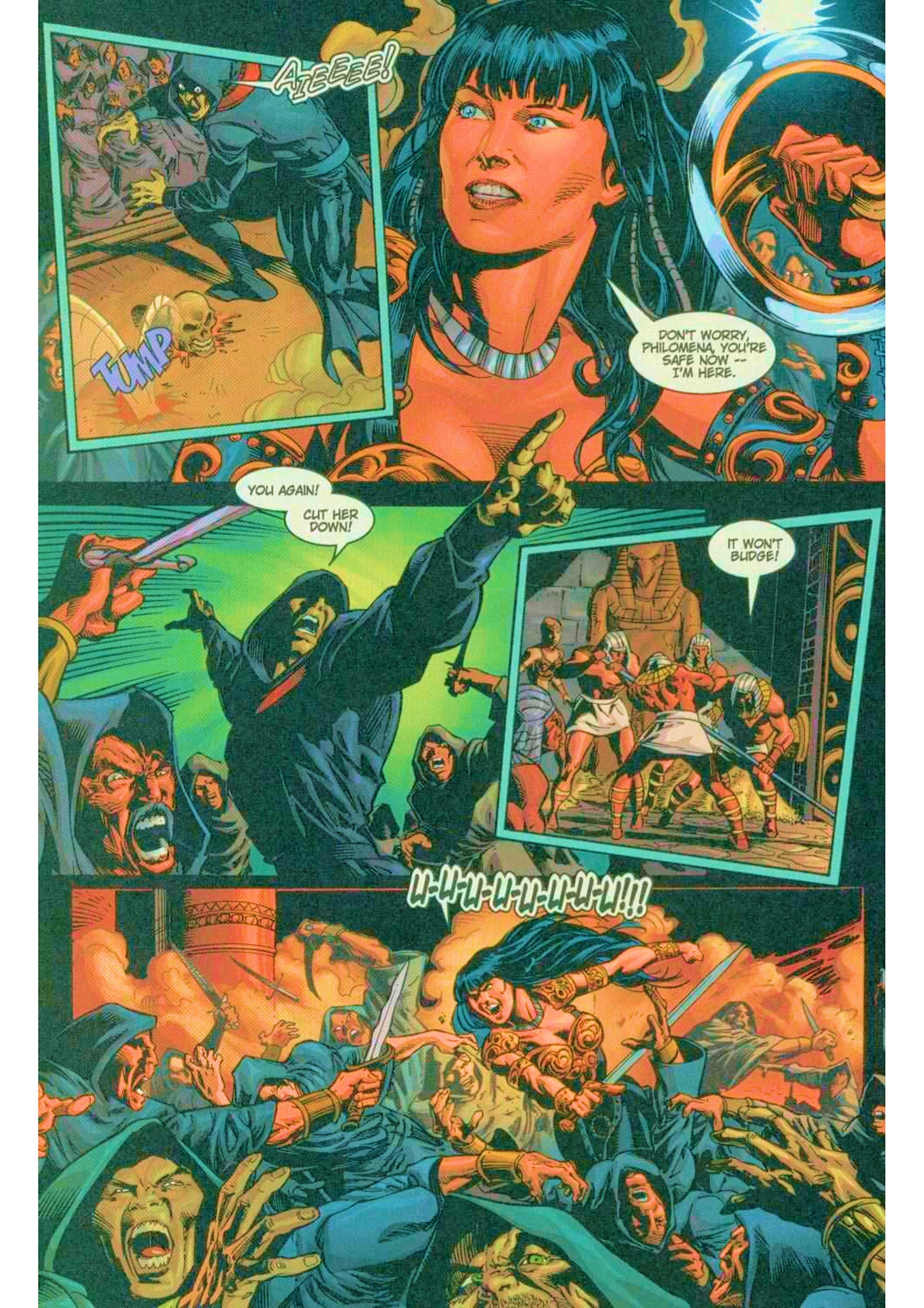 Read online Xena: Warrior Princess (1999) comic -  Issue #6 - 15