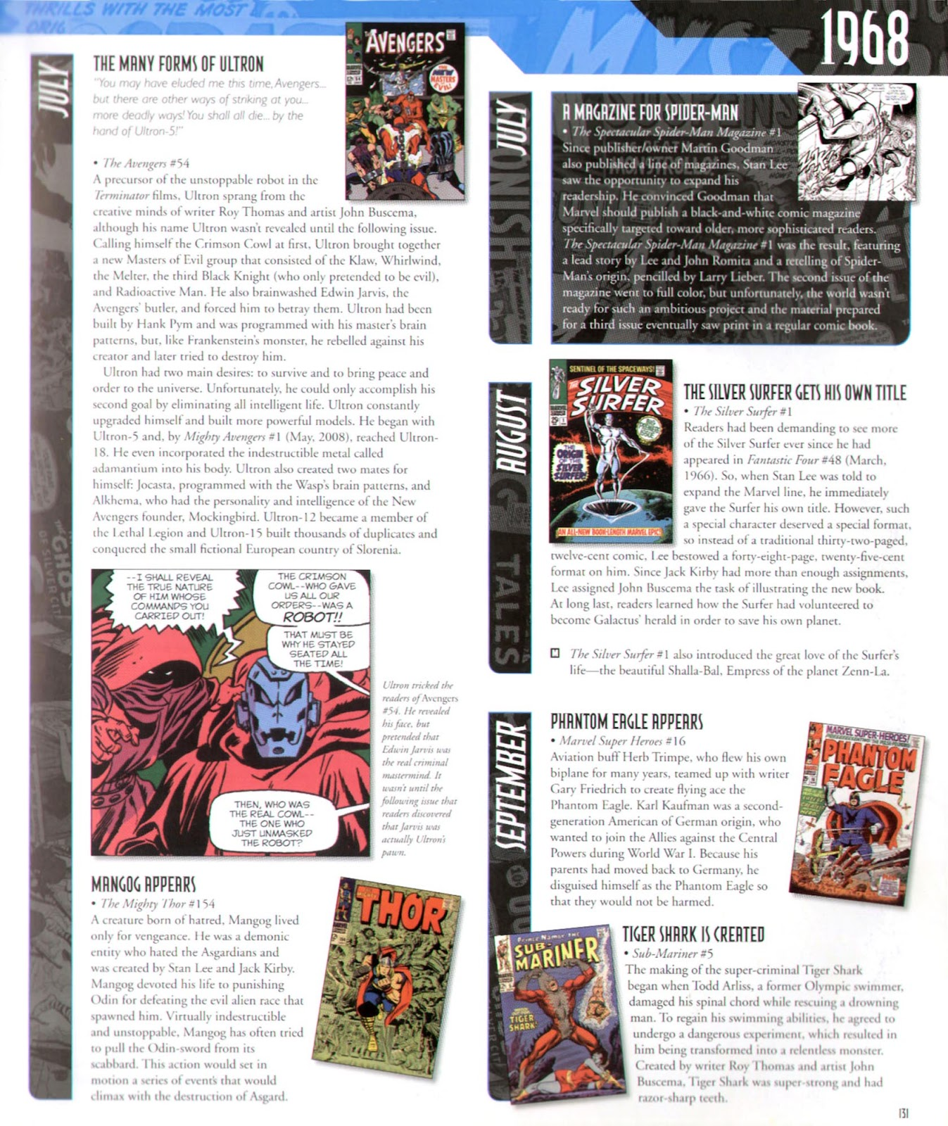 Read online Marvel Chronicle comic -  Issue # TPB (Part 2) - 29