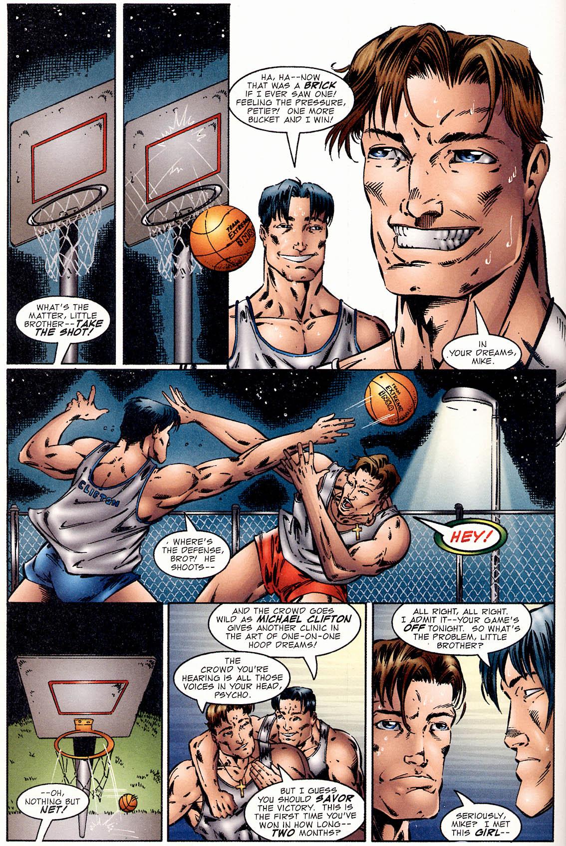 Read online Avengelyne (1995) comic -  Issue #2 - 9