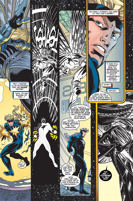 Captain Marvel (1999) Issue #14 #15 - English 13