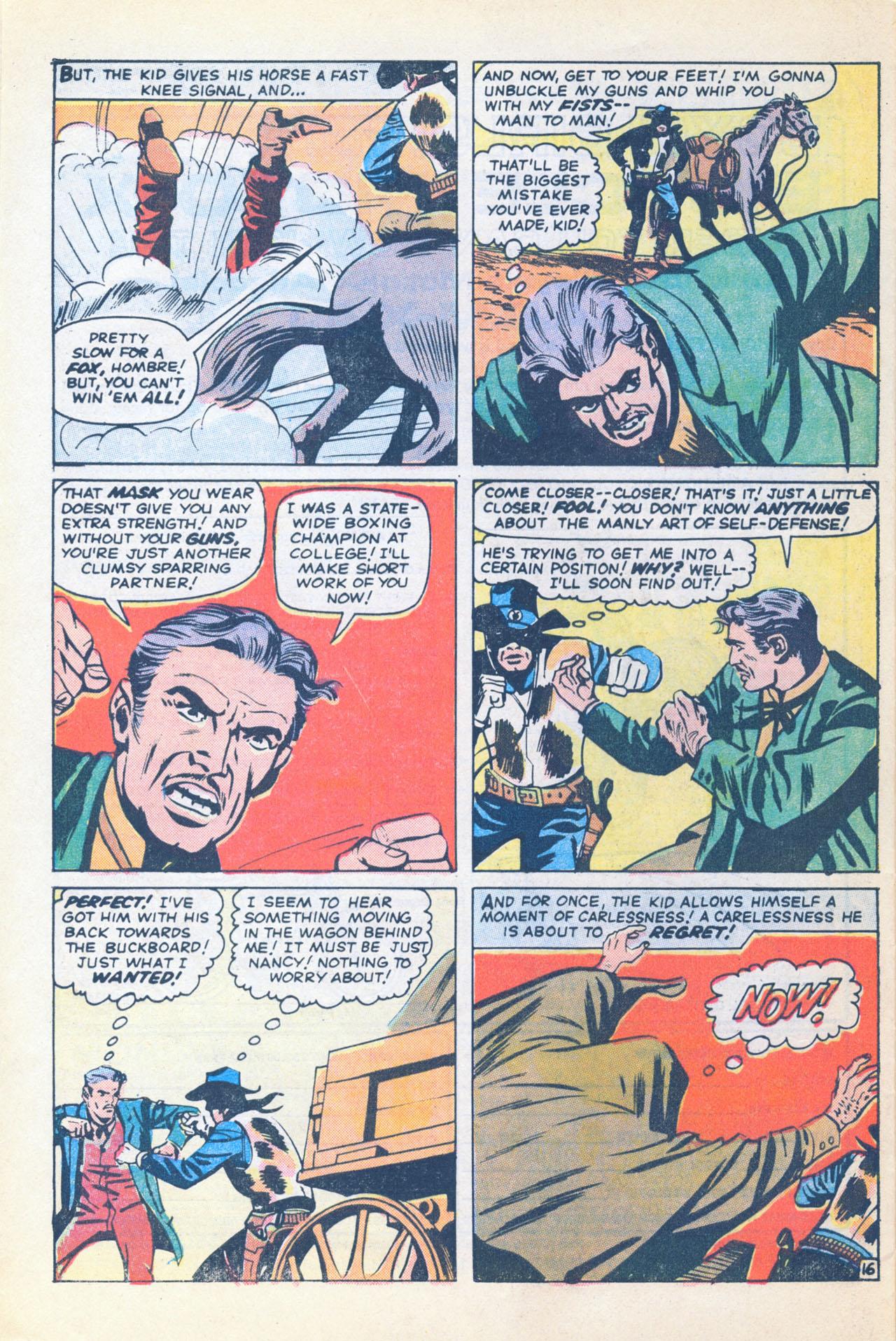 Read online Two-Gun Kid comic -  Issue #116 - 28