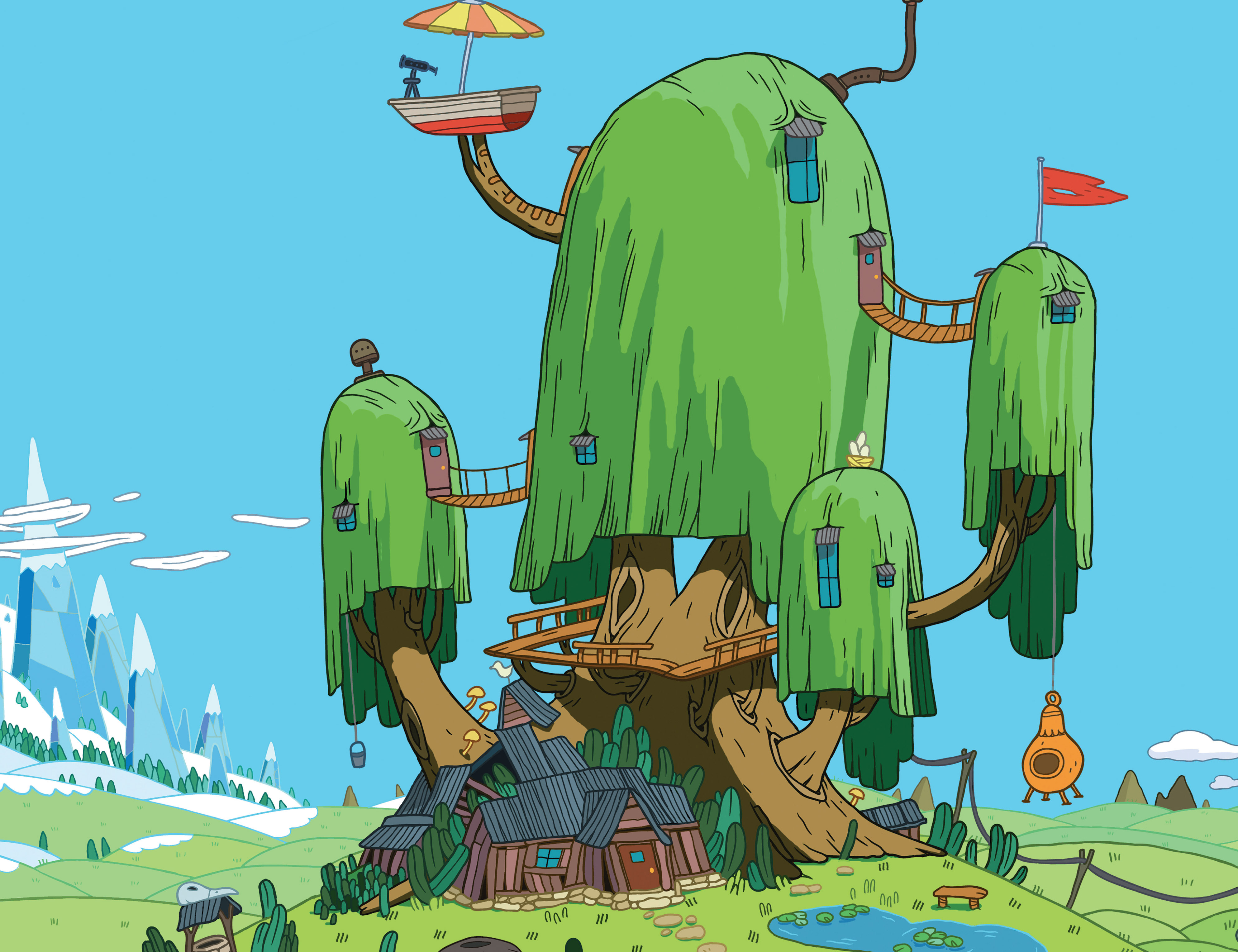 Read online Adventure Time comic -  Issue #Adventure Time _TPB 5 - 24