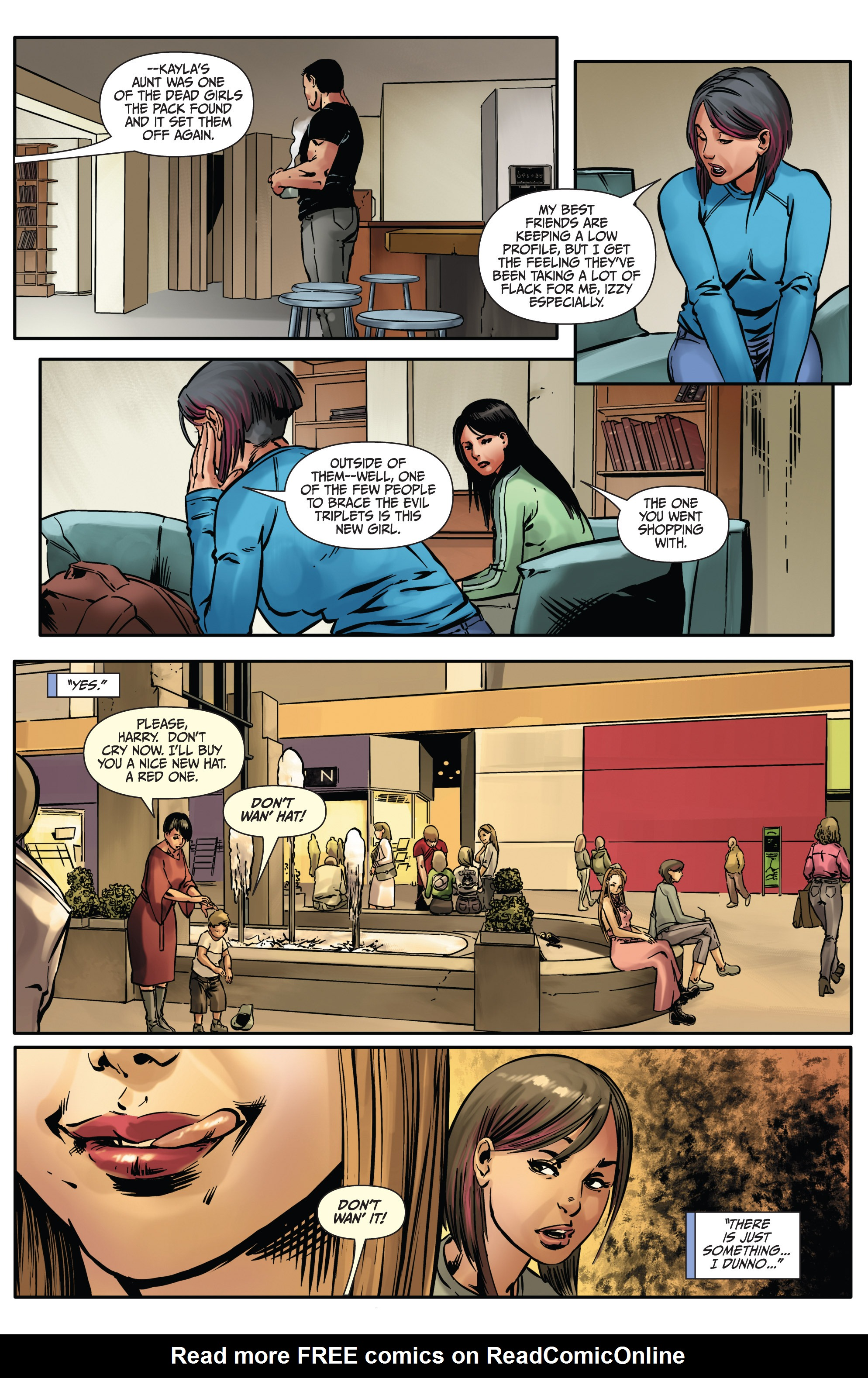 Read online Mercy Thompson comic -  Issue #4 - 13