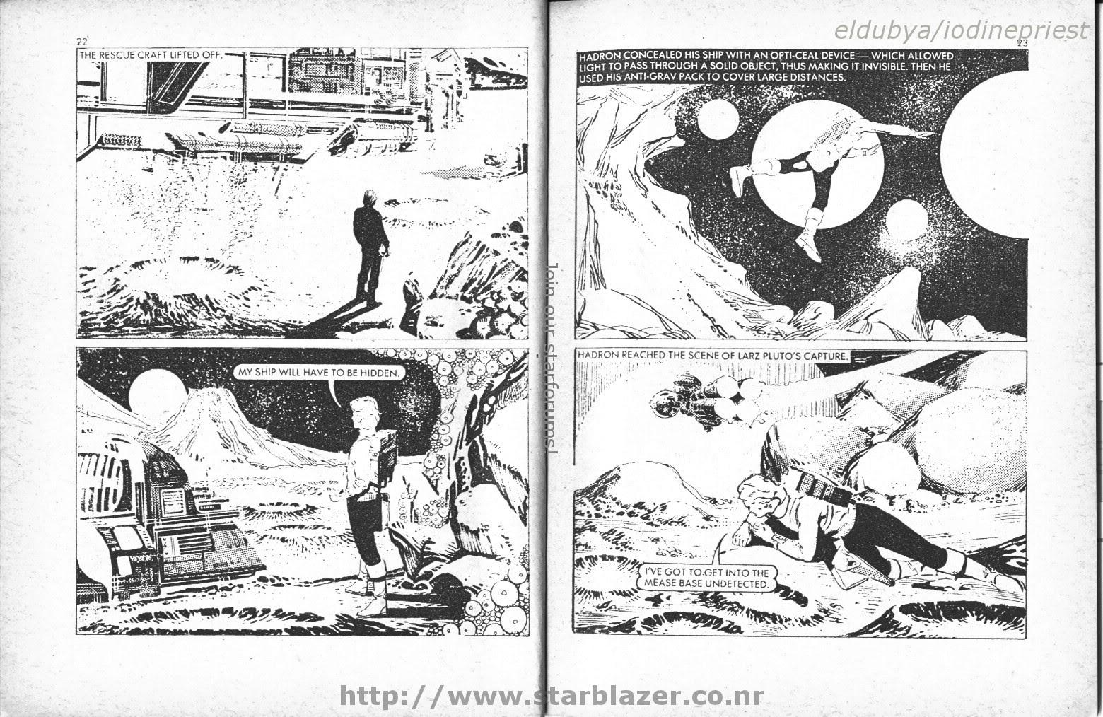Starblazer issue 50 - Page 13