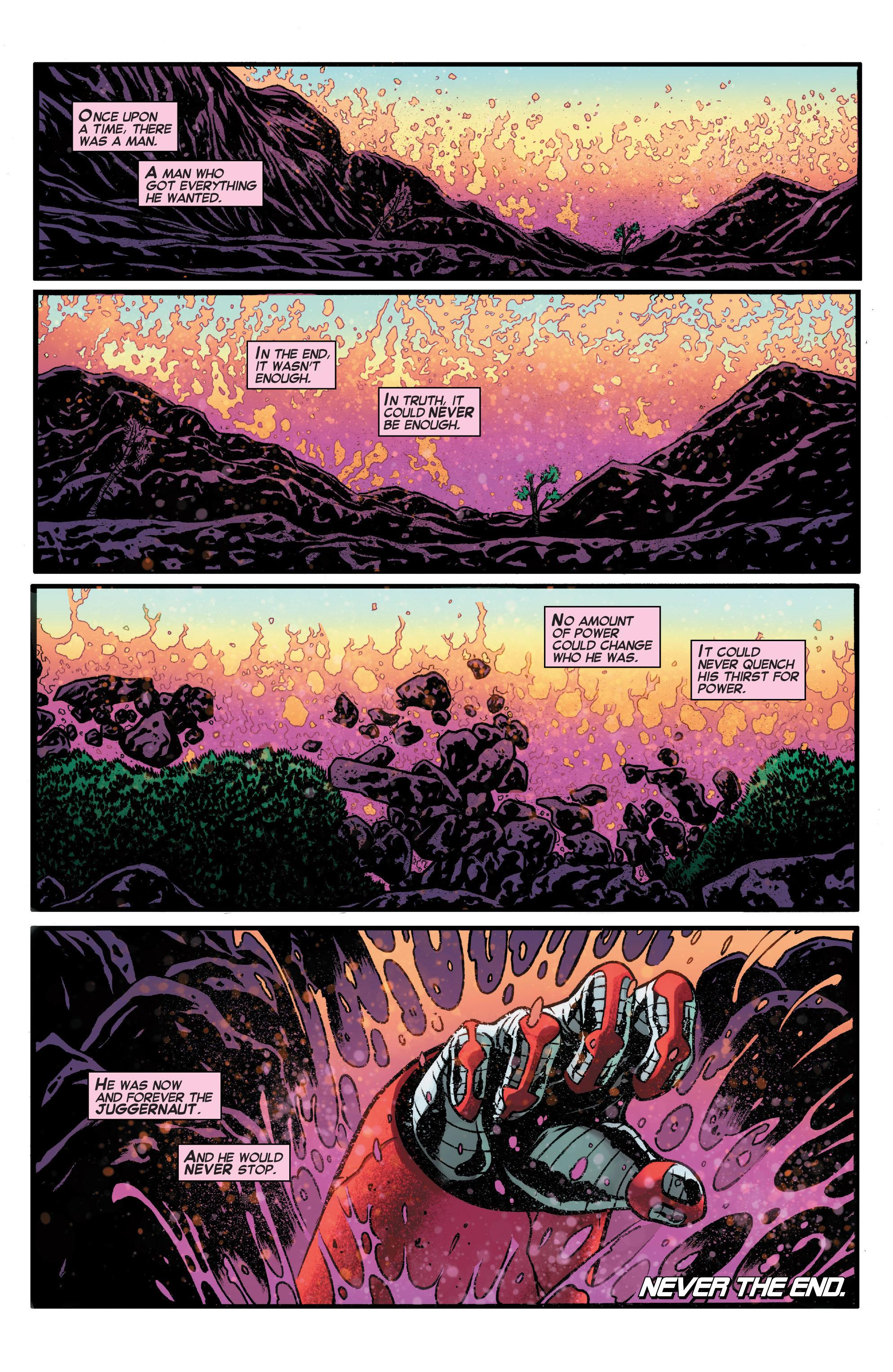 Read online Amazing X-Men (2014) comic -  Issue #19 - 22