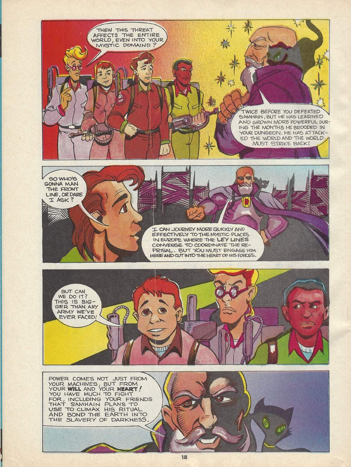 The Real Ghostbusters Issue #148 #131 - English 10