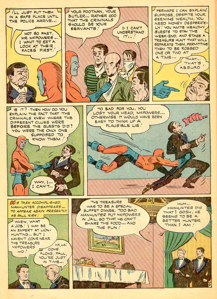 Read online Adventure Comics (1938) comic -  Issue #91 - 46