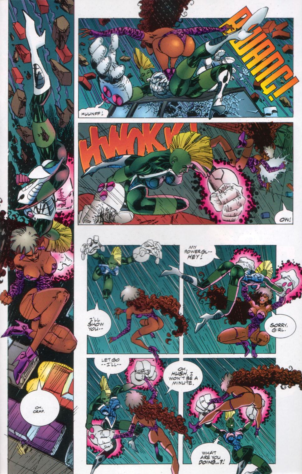 The Savage Dragon (1993) Issue #23 #26 - English 20