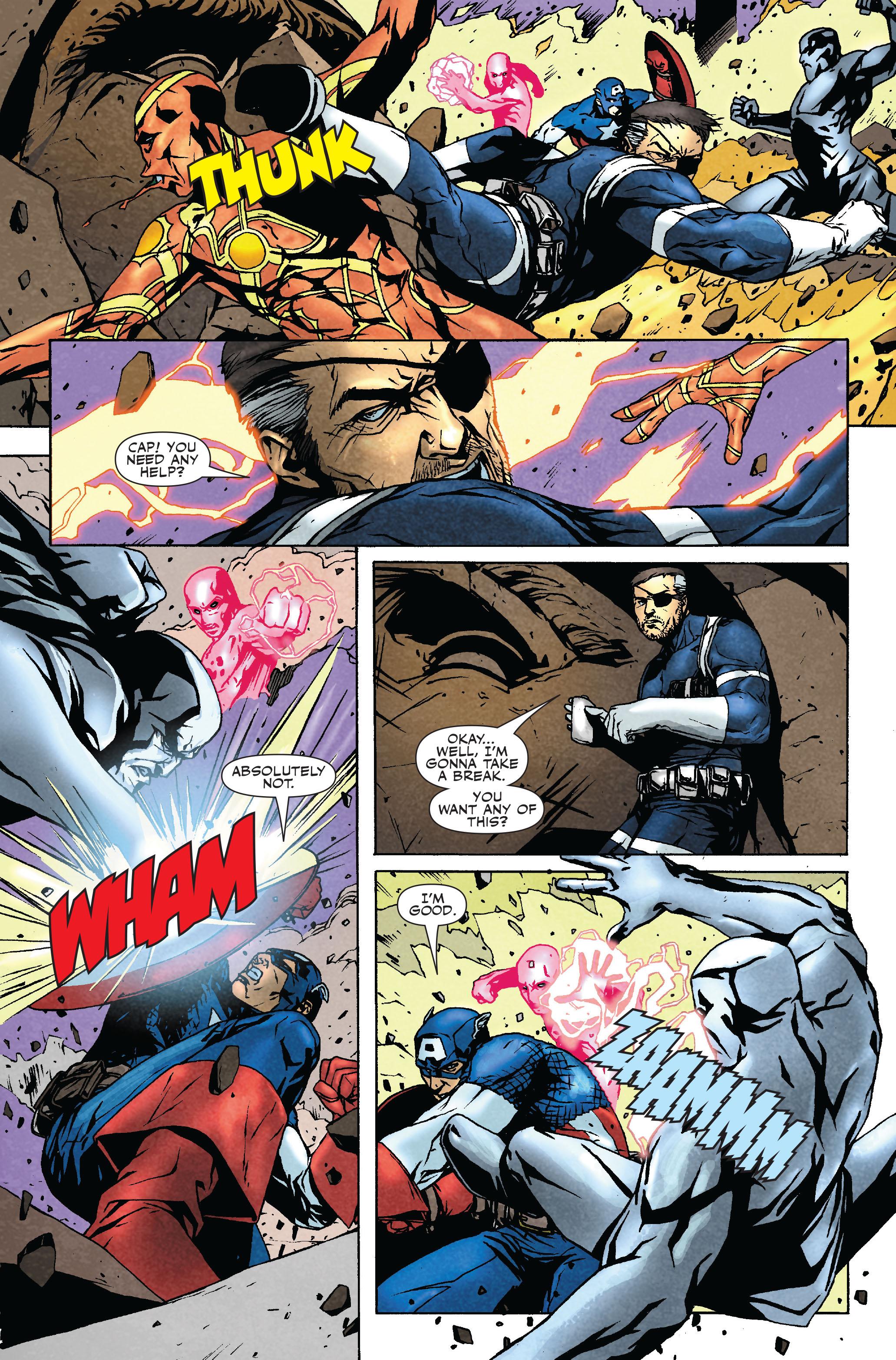 Read online Siege: Secret Warriors comic -  Issue # Full - 15