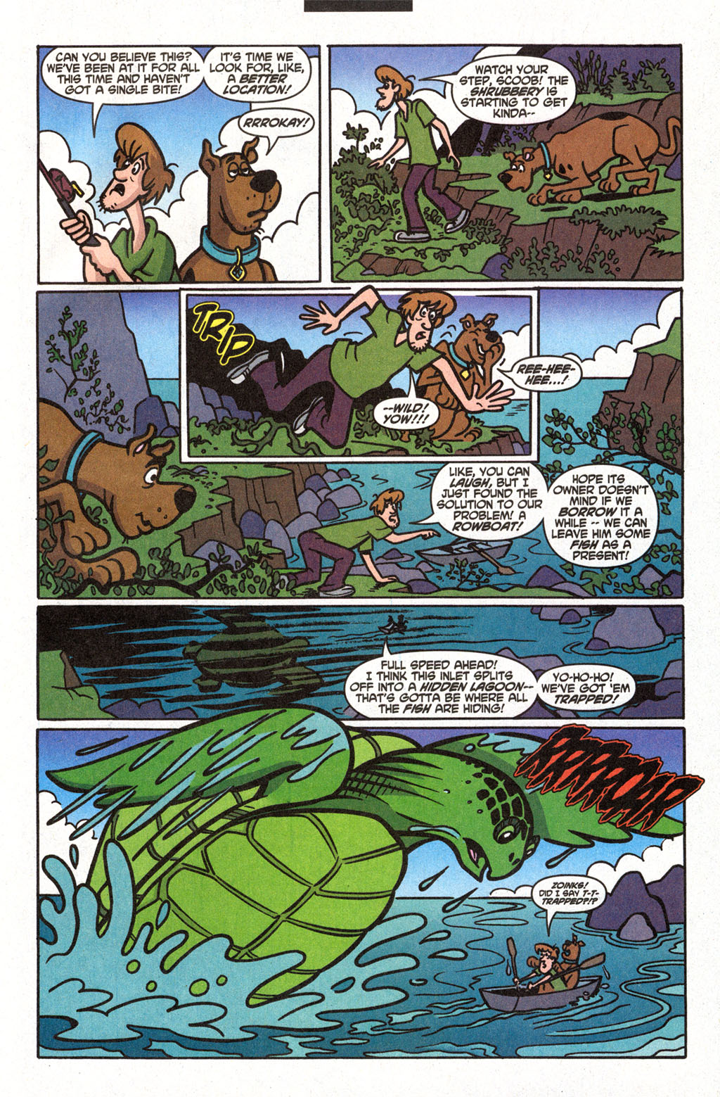 Read online Scooby-Doo (1997) comic -  Issue #97 - 18